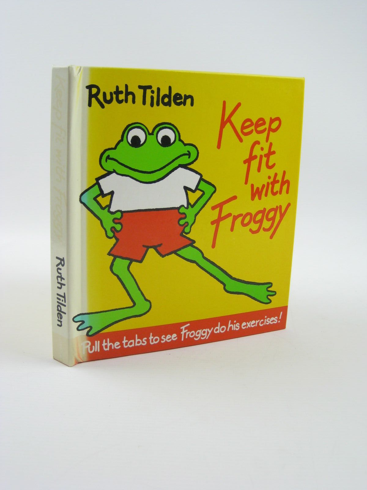 Photo of KEEP FIT WITH FROGGY