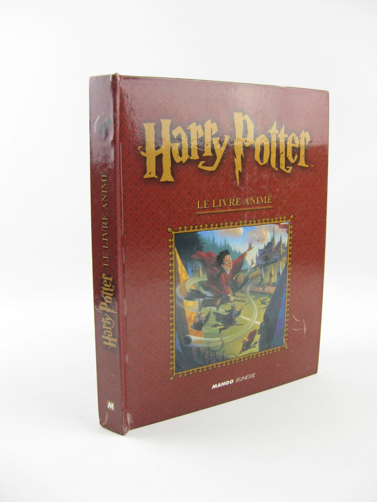 Harry Potter Le Livre Anime Stock Code 1401816 Stella