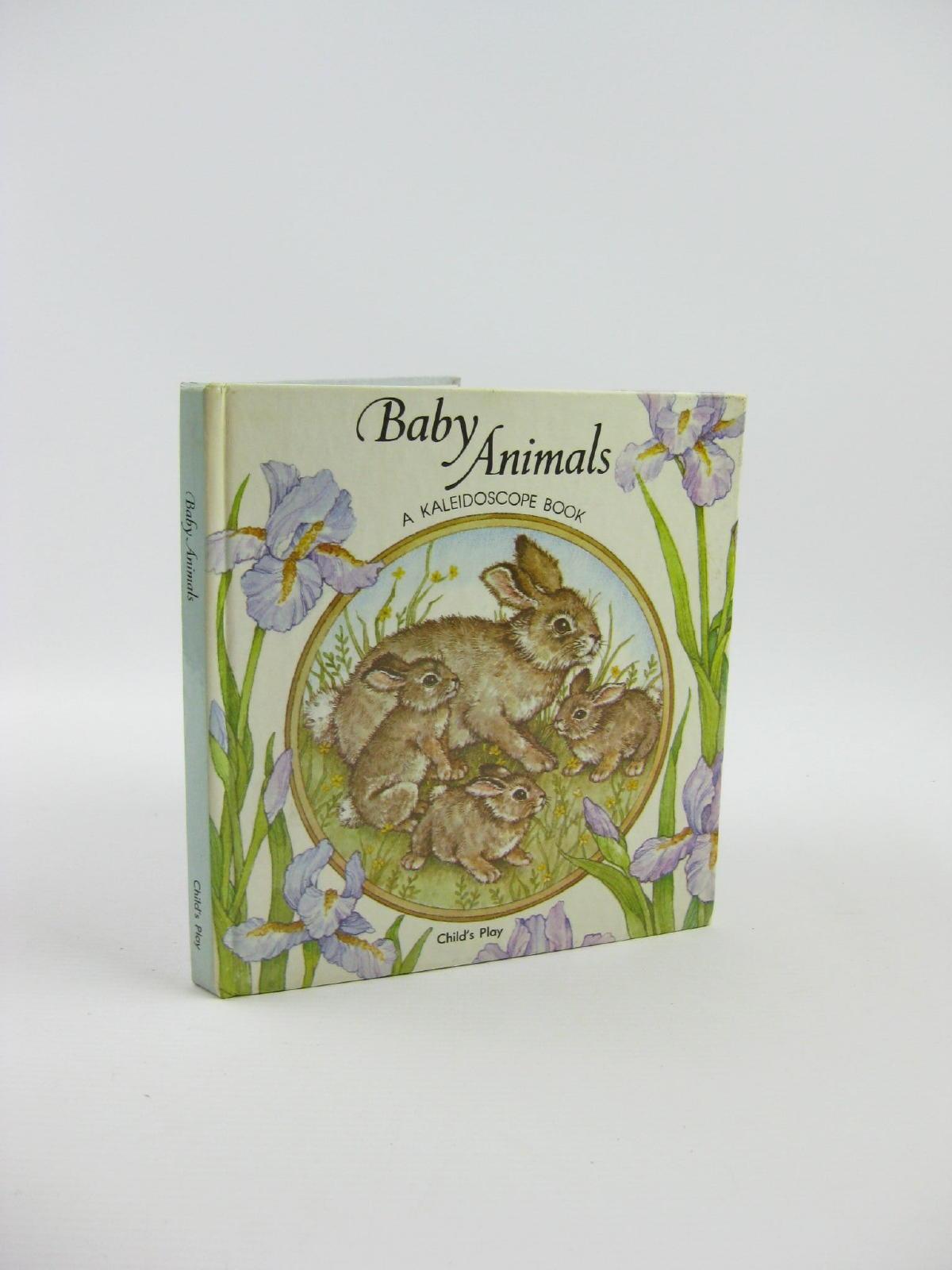 Photo of BABY ANIMALS A KALEIDOSCOPE BOOK