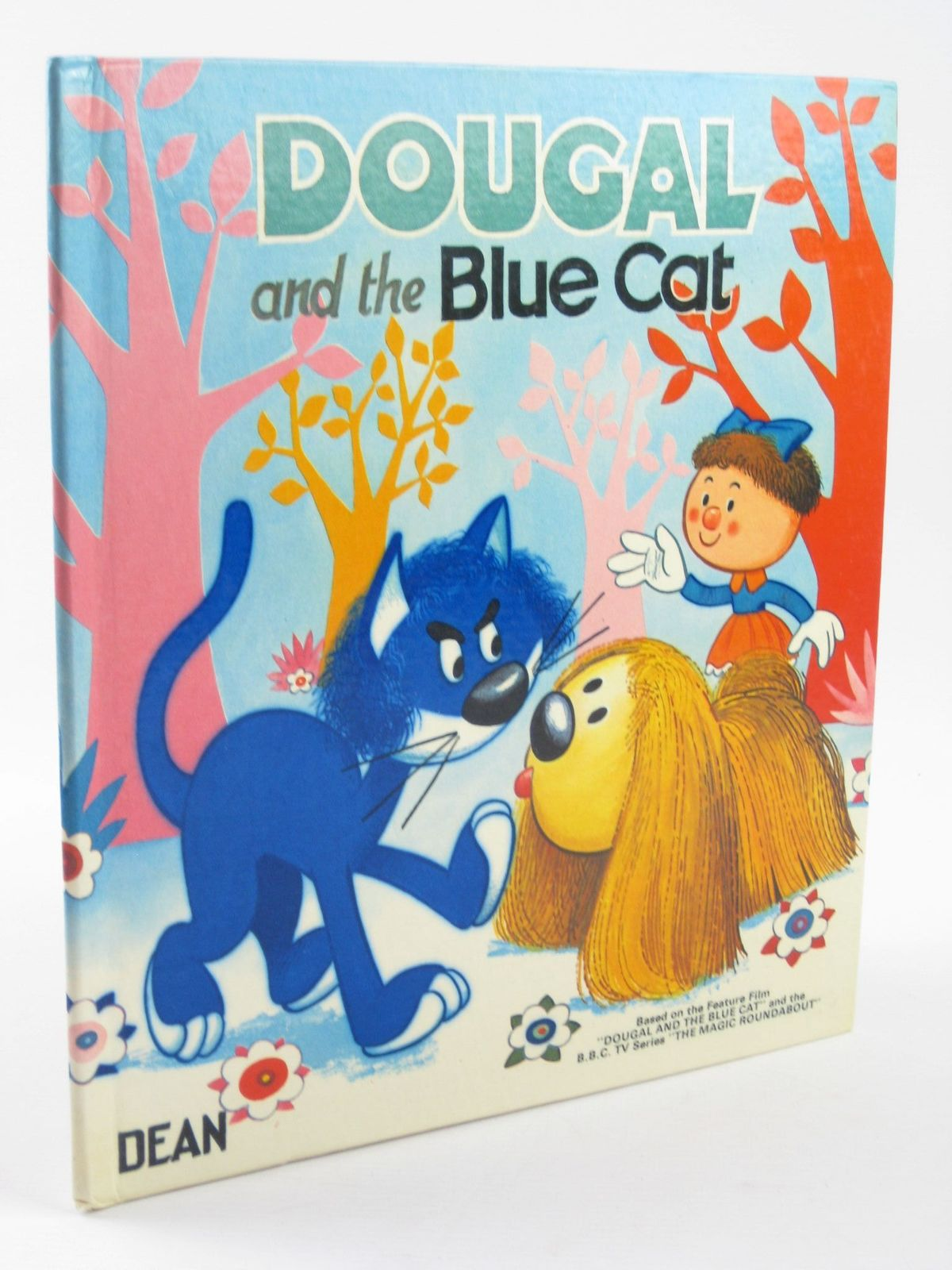 DOUGAL AND THE BLUE CAT written by Danot Serge STOCK CODE