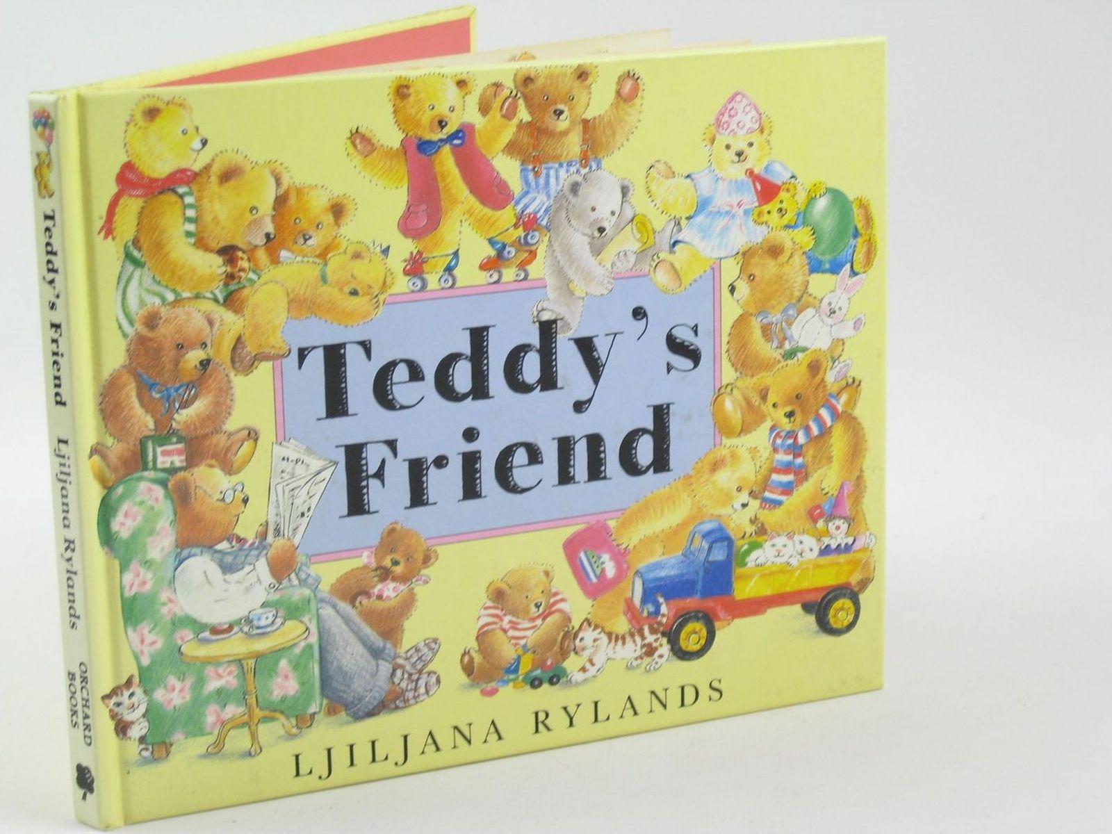 Photo of TEDDY'S FRIEND