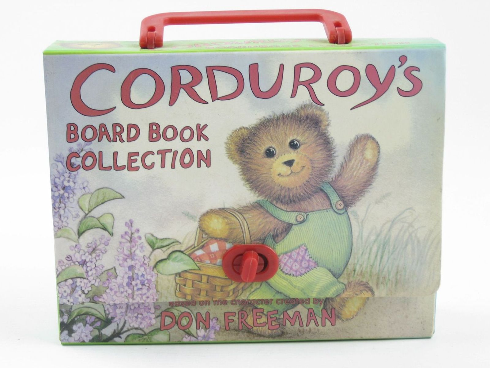 Photo of CORDUROY'S BOARD BOOK COLLECTION