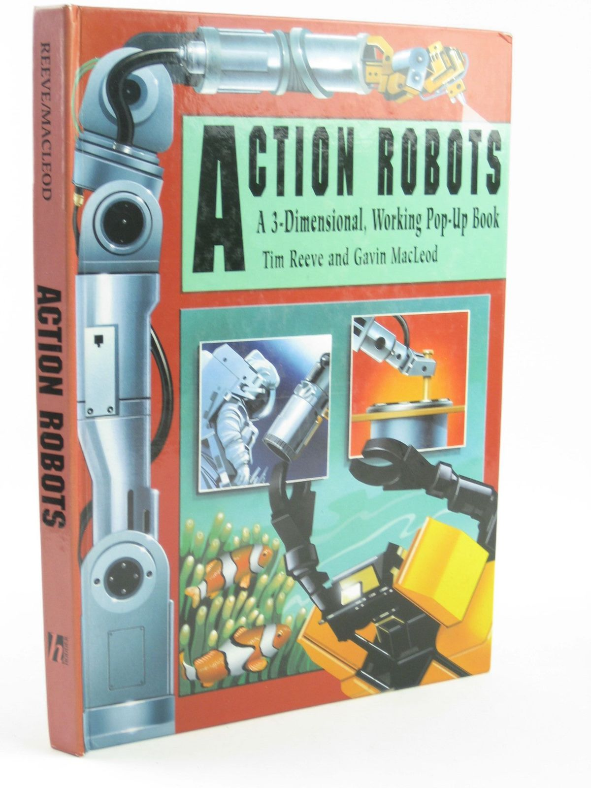 Photo of ACTION ROBOTS