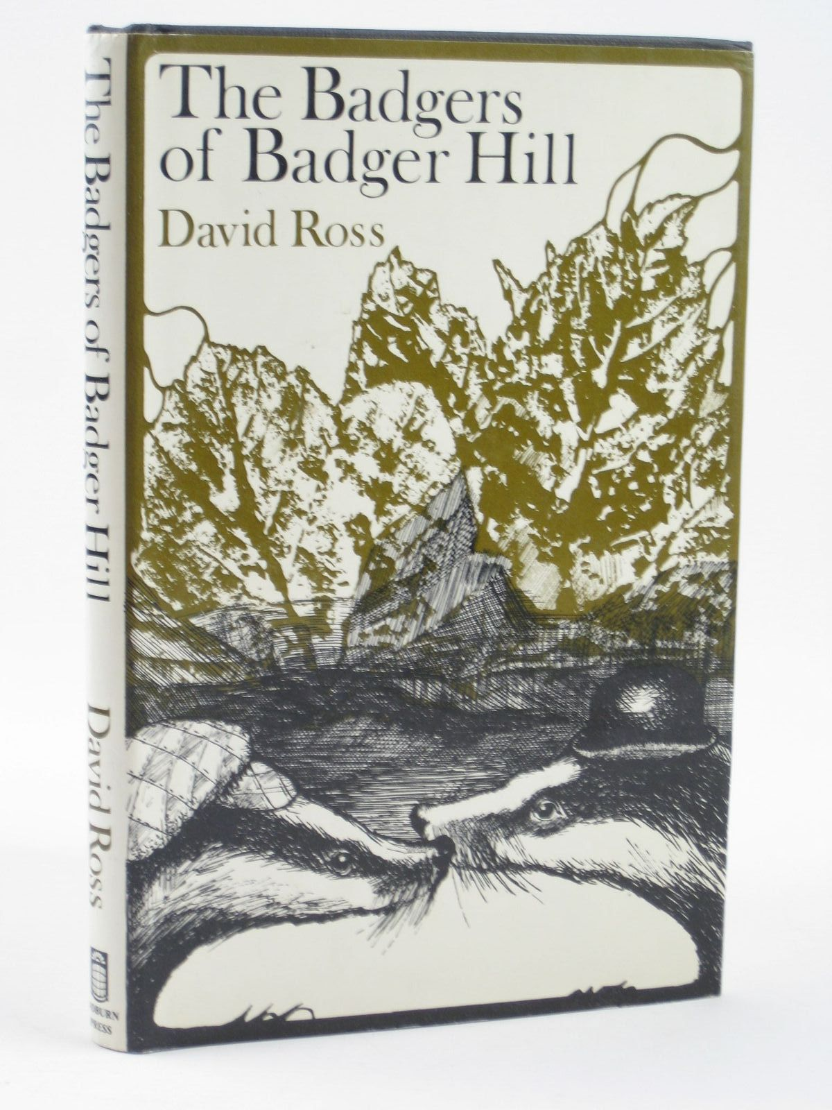 Photo of THE BADGERS OF BADGER HILL