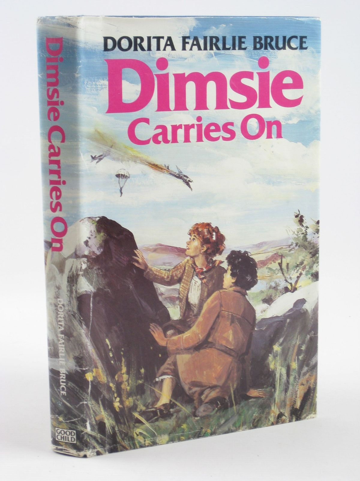 Photo of DIMSIE CARRIES ON