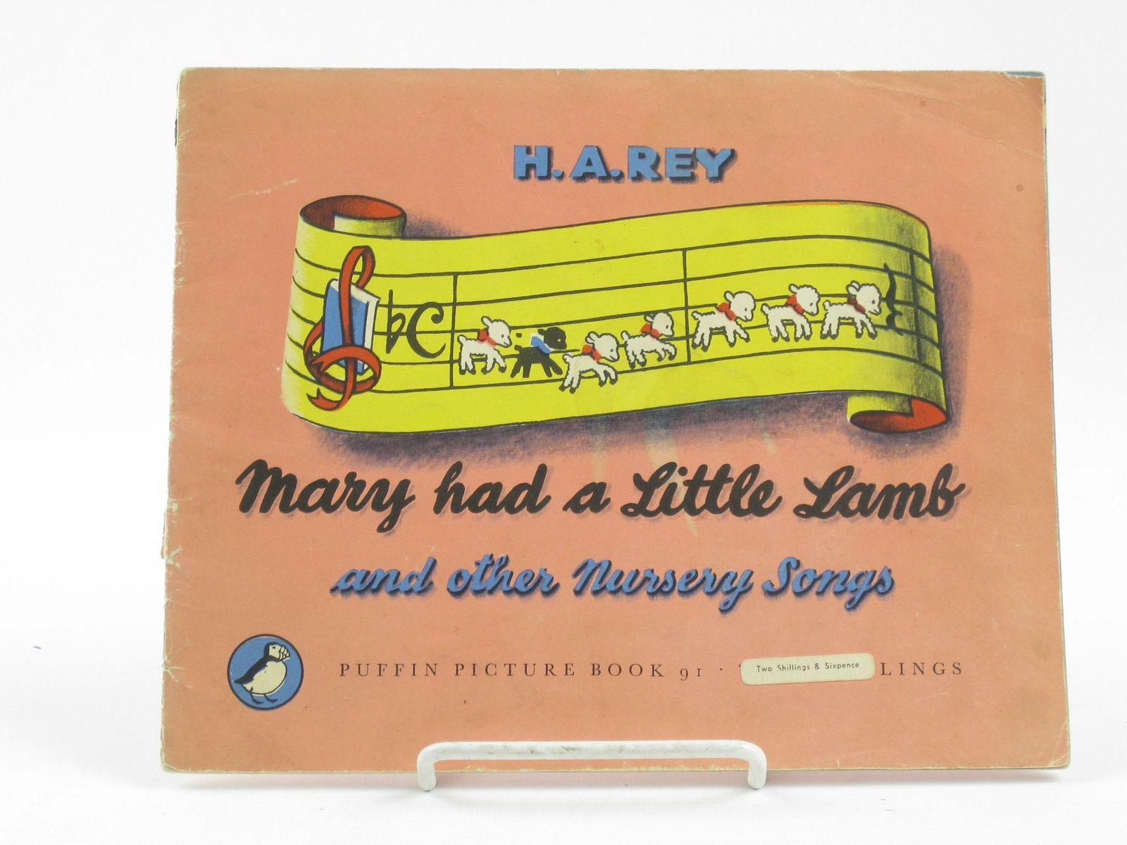 Photo of MARY HAD A LITTLE LAMB AND OTHER NURSERY SONGS