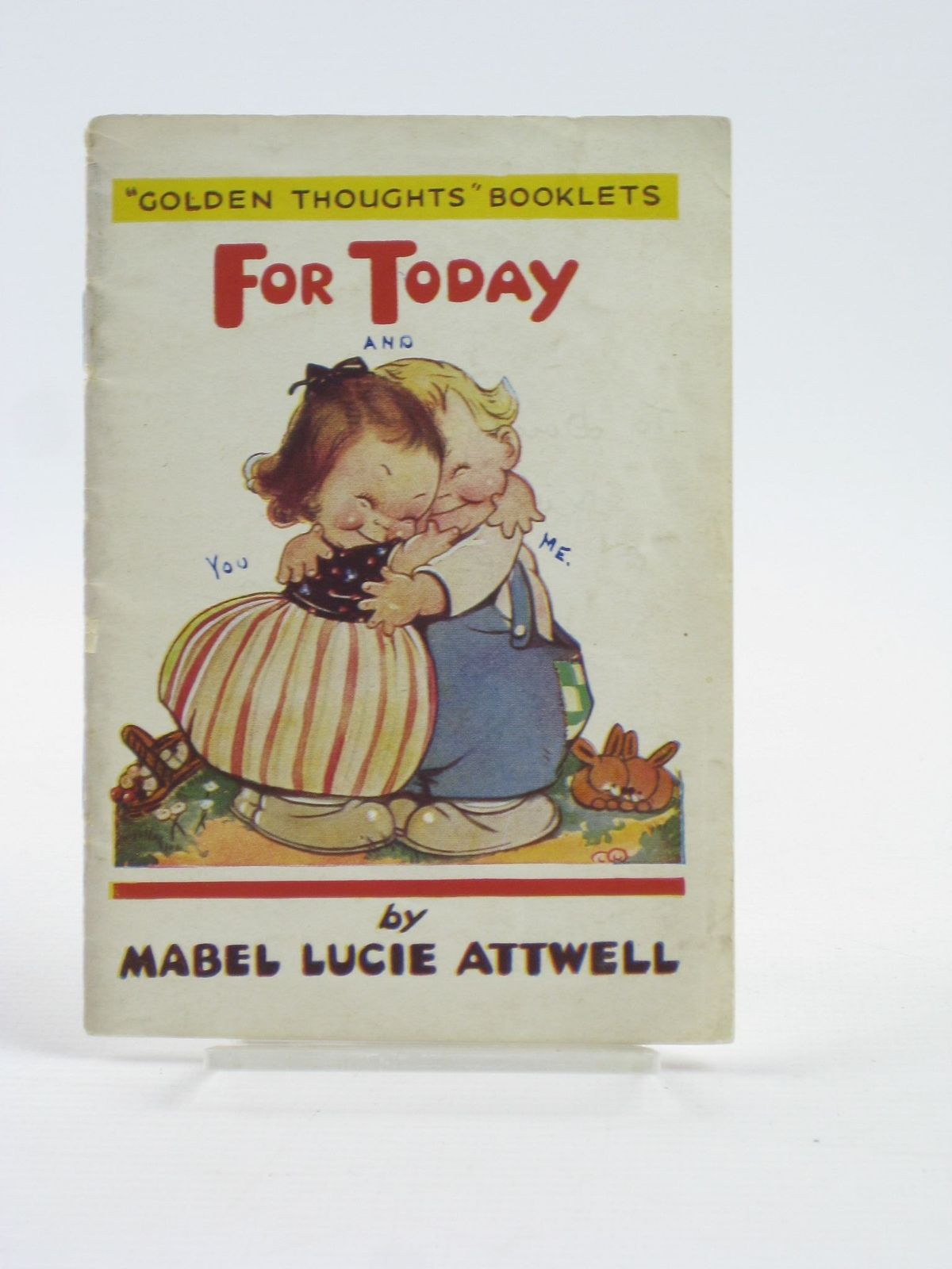 Photo of FOR TODAY written by Attwell, Mabel Lucie illustrated by Attwell, Mabel Lucie published by Valentine & Sons, Limited (STOCK CODE: 1402099)  for sale by Stella & Rose's Books