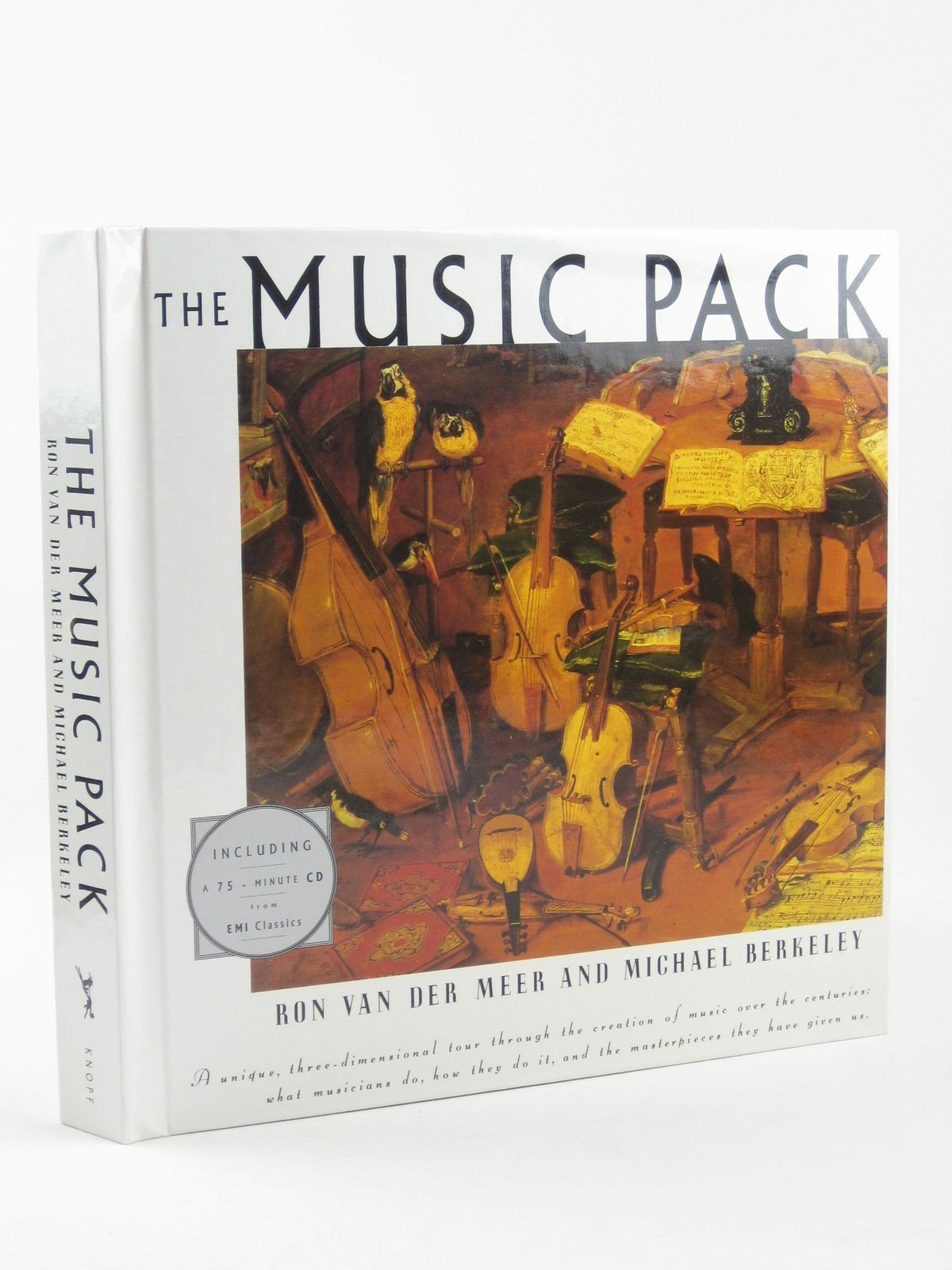 Photo of THE MUSIC PACK
