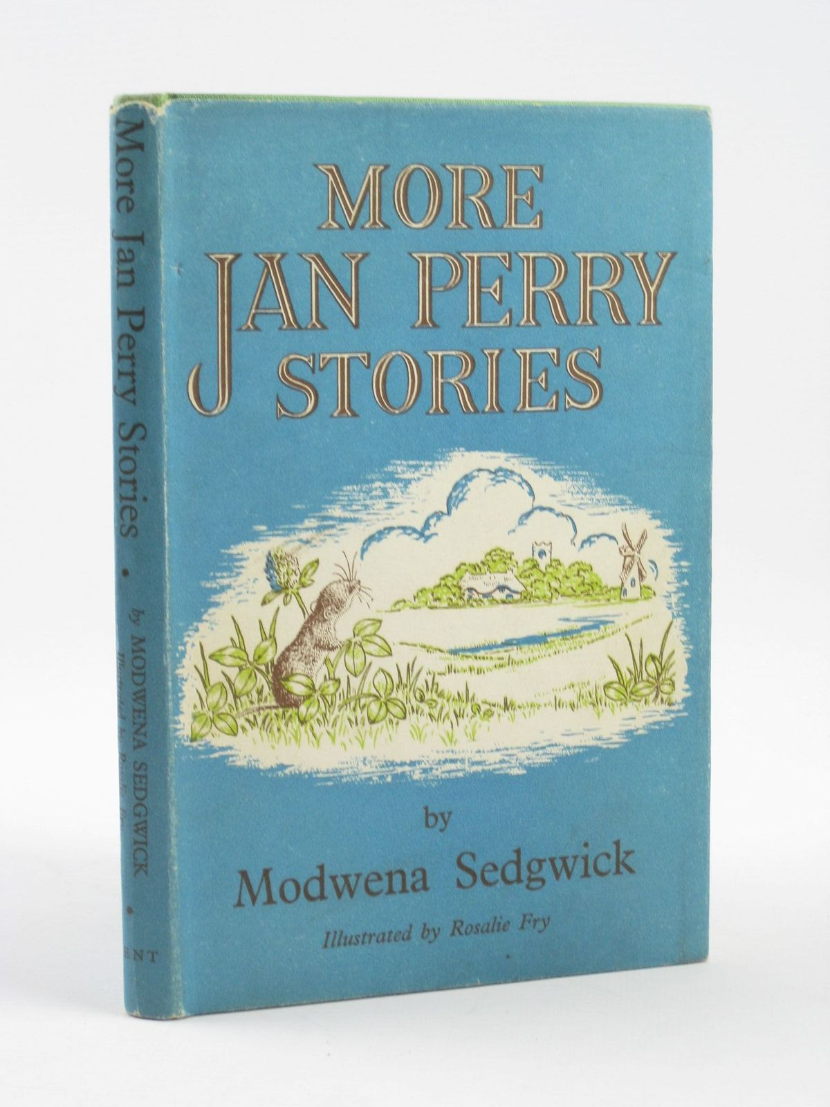 Photo of MORE JAN PERRY STORIES written by Sedgwick, Modwena illustrated by Fry, Rosalie K. published by J.M. Dent & Sons Ltd. (STOCK CODE: 1402117)  for sale by Stella & Rose's Books