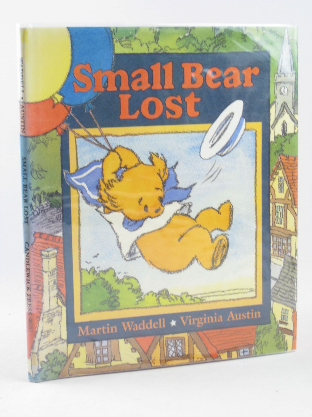 Photo of SMALL BEAR LOST