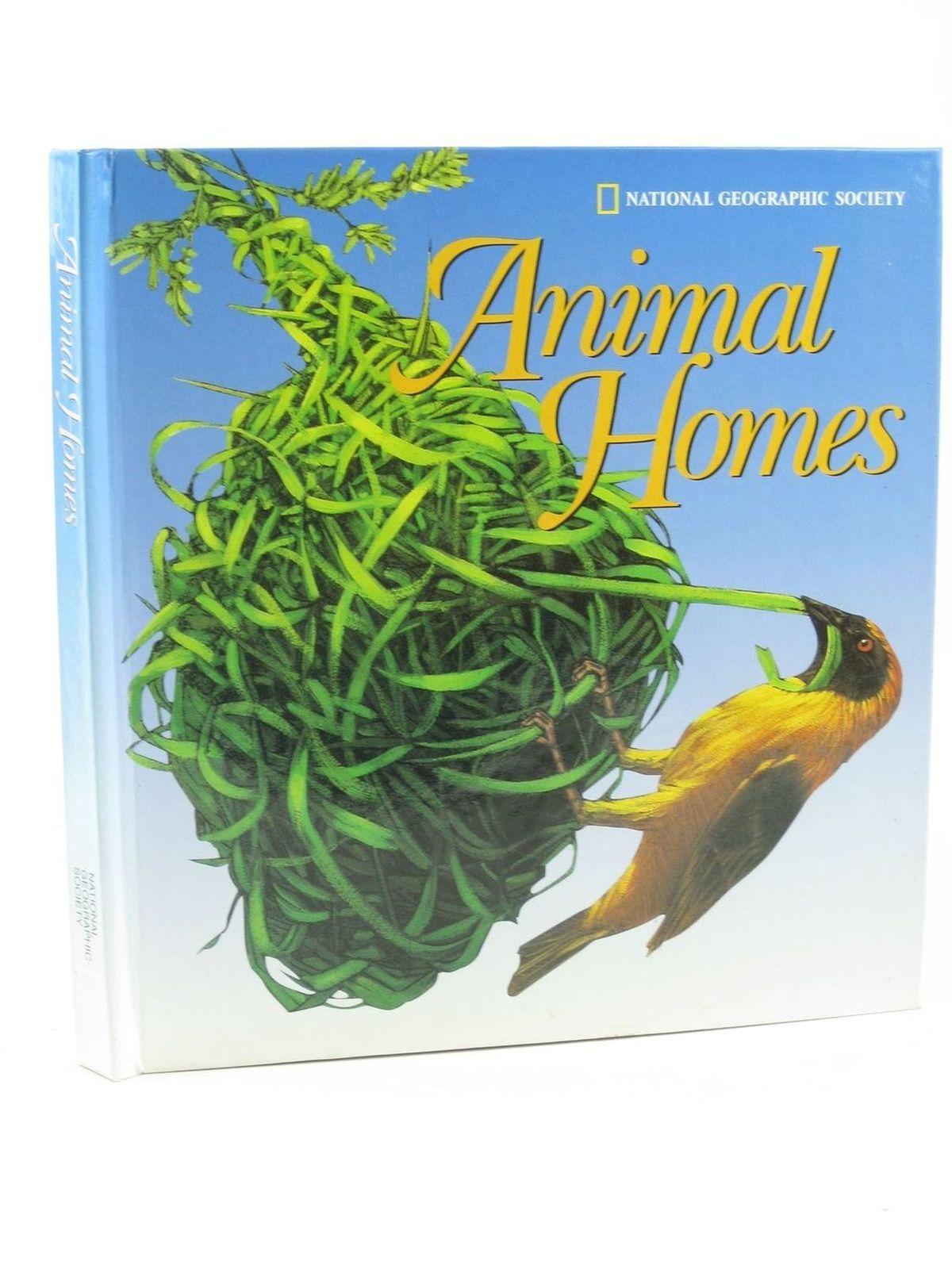 Photo of ANIMAL HOMES