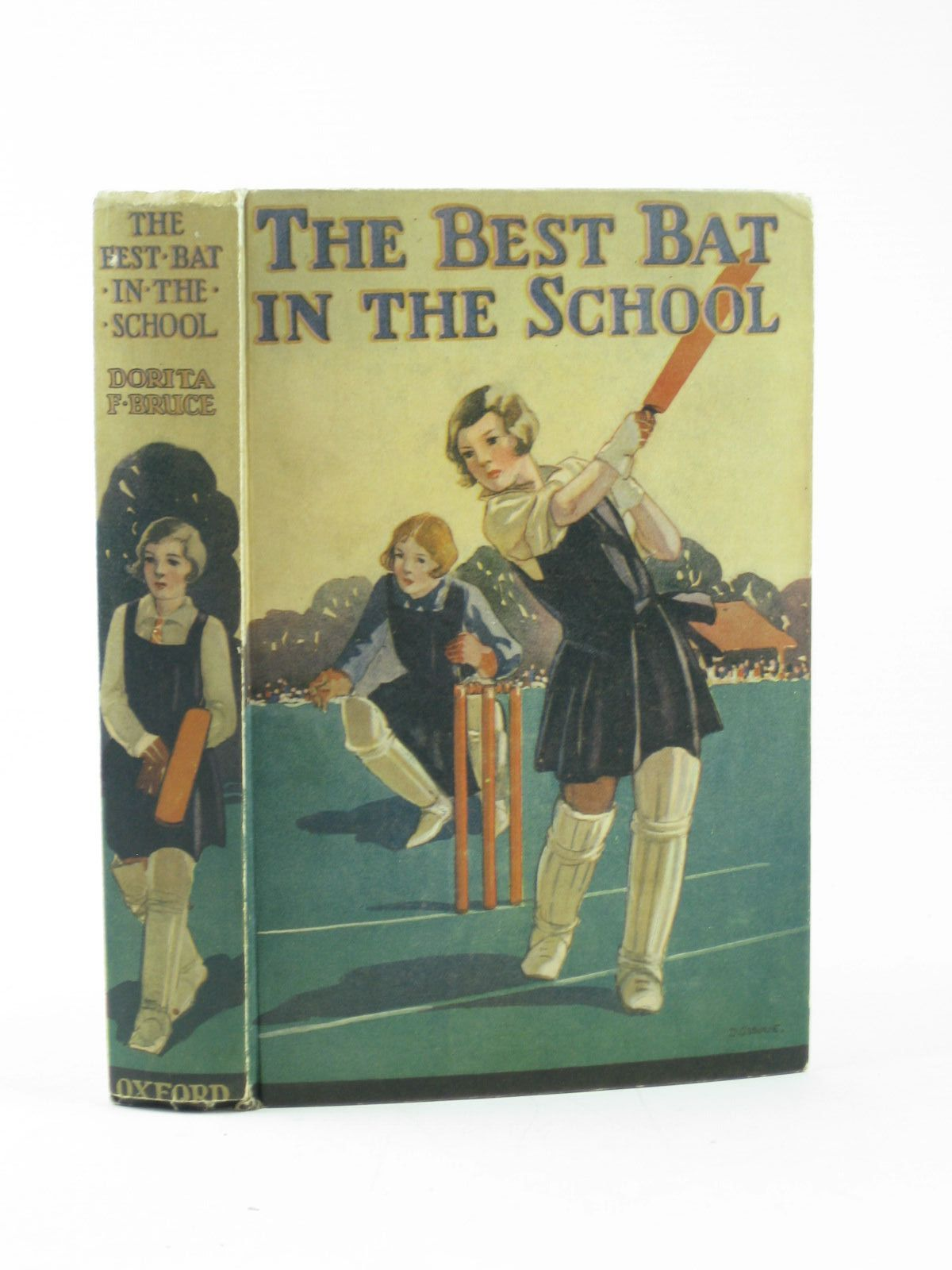 Photo of THE BEST BAT IN THE SCHOOL