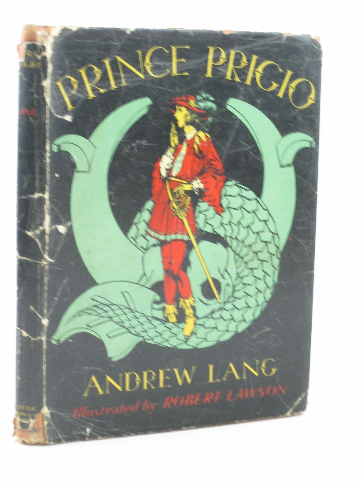 Photo of PRINCE PRIGIO written by Lang, Andrew illustrated by Lawson, Robert published by George G. Harrap & Co. Ltd. (STOCK CODE: 1402308)  for sale by Stella & Rose's Books
