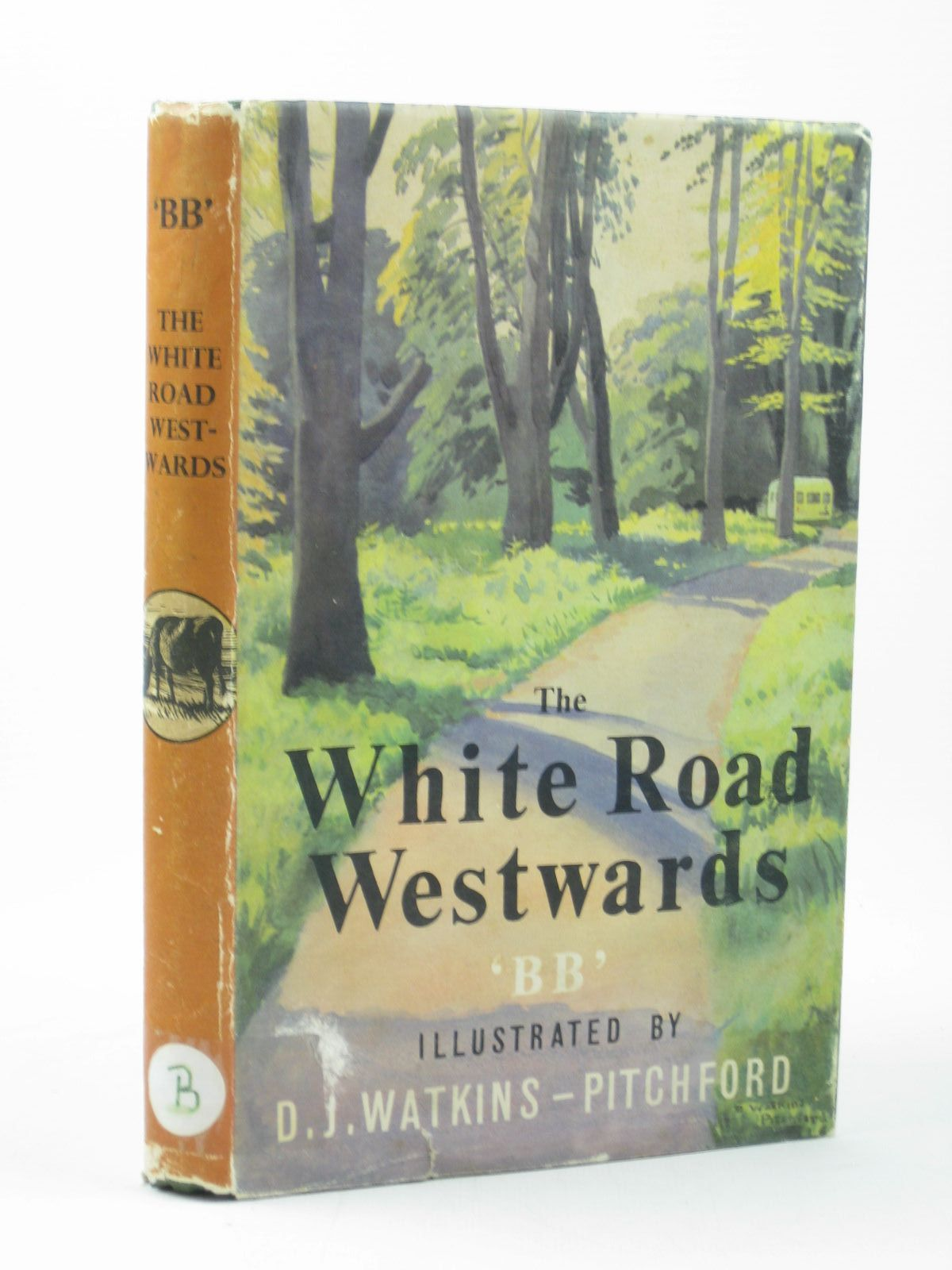 Photo of THE WHITE ROAD WESTWARDS