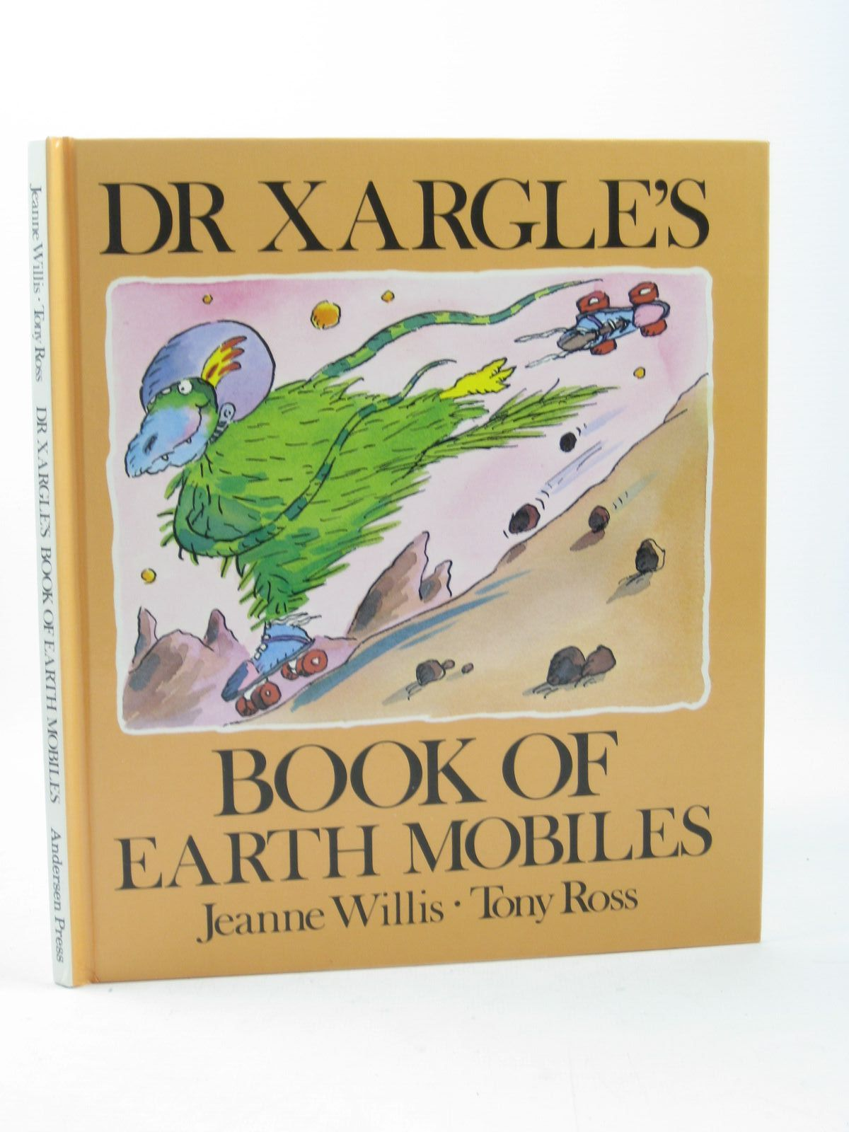 Photo of DR XARGLE'S BOOK OF EARTH MOBILES written by Willis, Jeanne illustrated by Ross, Tony published by Andersen Press (STOCK CODE: 1402376)  for sale by Stella & Rose's Books