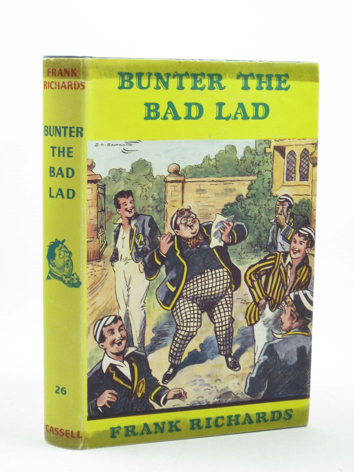 Photo of BUNTER THE BAD LAD