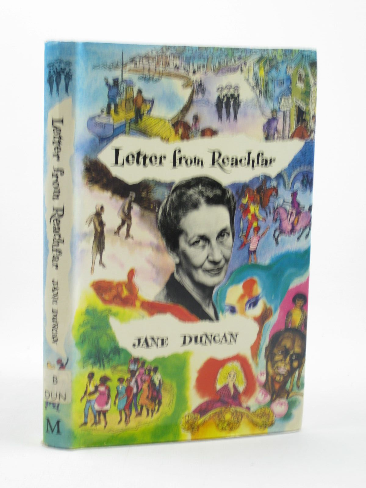 Photo of LETTER FROM REACHFAR written by Duncan, Jane published by Macmillan London Limited (STOCK CODE: 1402400)  for sale by Stella & Rose's Books