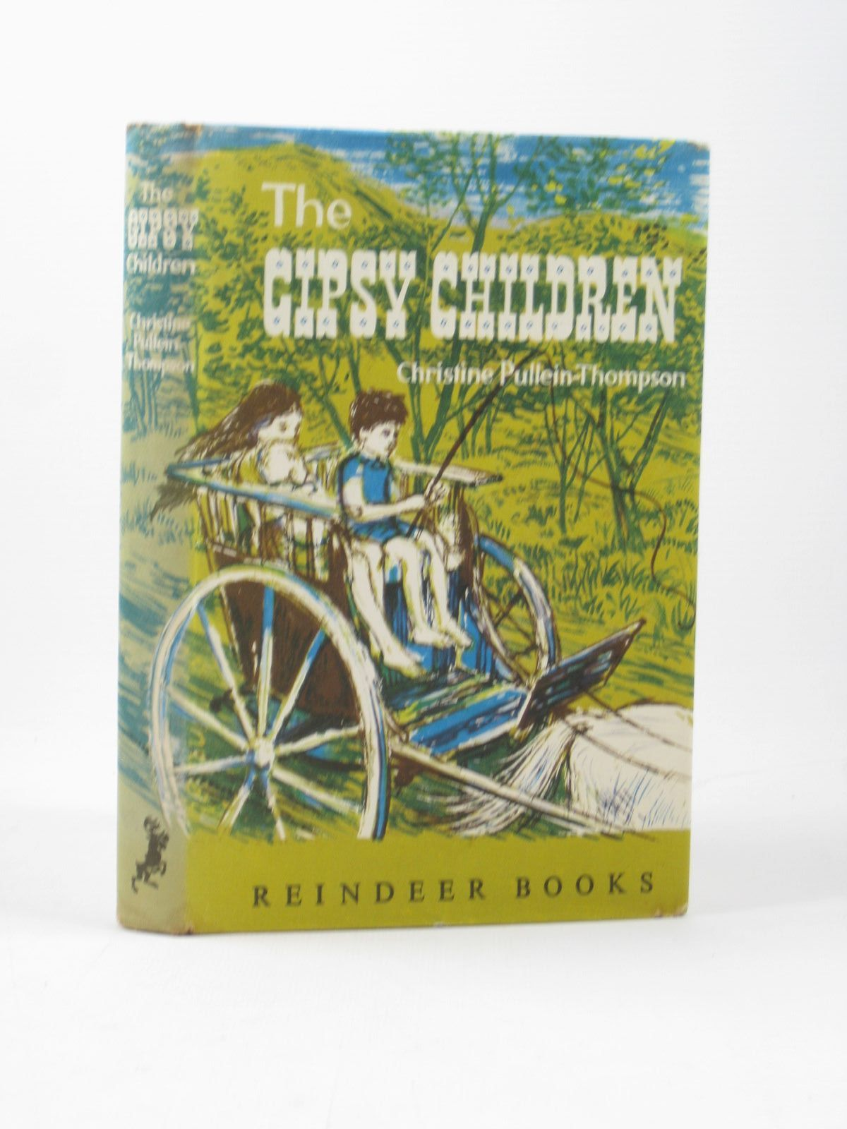 Photo of THE GIPSY CHILDREN written by Pullein-Thompson, Christine illustrated by Duchesne, Janet published by Hamish Hamilton (STOCK CODE: 1402424)  for sale by Stella & Rose's Books