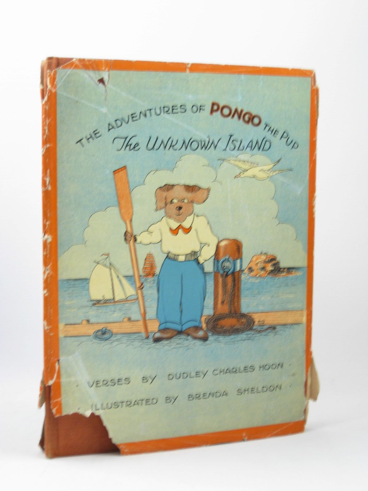 Photo of THE UNKNOWN ISLAND written by Hoon, Dudley Charles illustrated by Sheldon, Brenda published by Pongo Books (STOCK CODE: 1402462)  for sale by Stella & Rose's Books