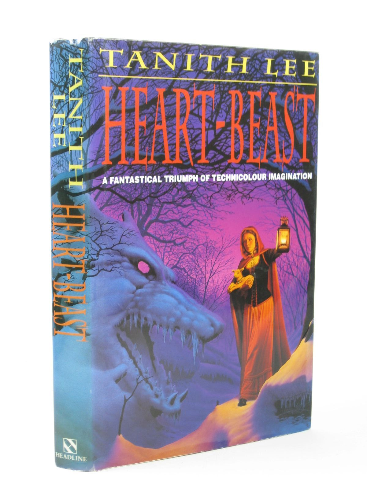 Photo of HEART-BEAST written by Lee, Tanith published by Headline Book Publishing PLC (STOCK CODE: 1402468)  for sale by Stella & Rose's Books