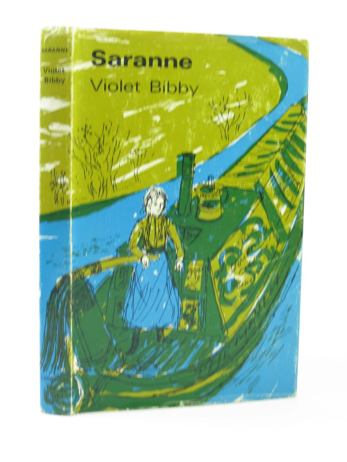 Photo of SARANNE written by Bibby, Violet illustrated by Abrahams, Hilary published by Longmans Young Books (STOCK CODE: 1402484)  for sale by Stella & Rose's Books