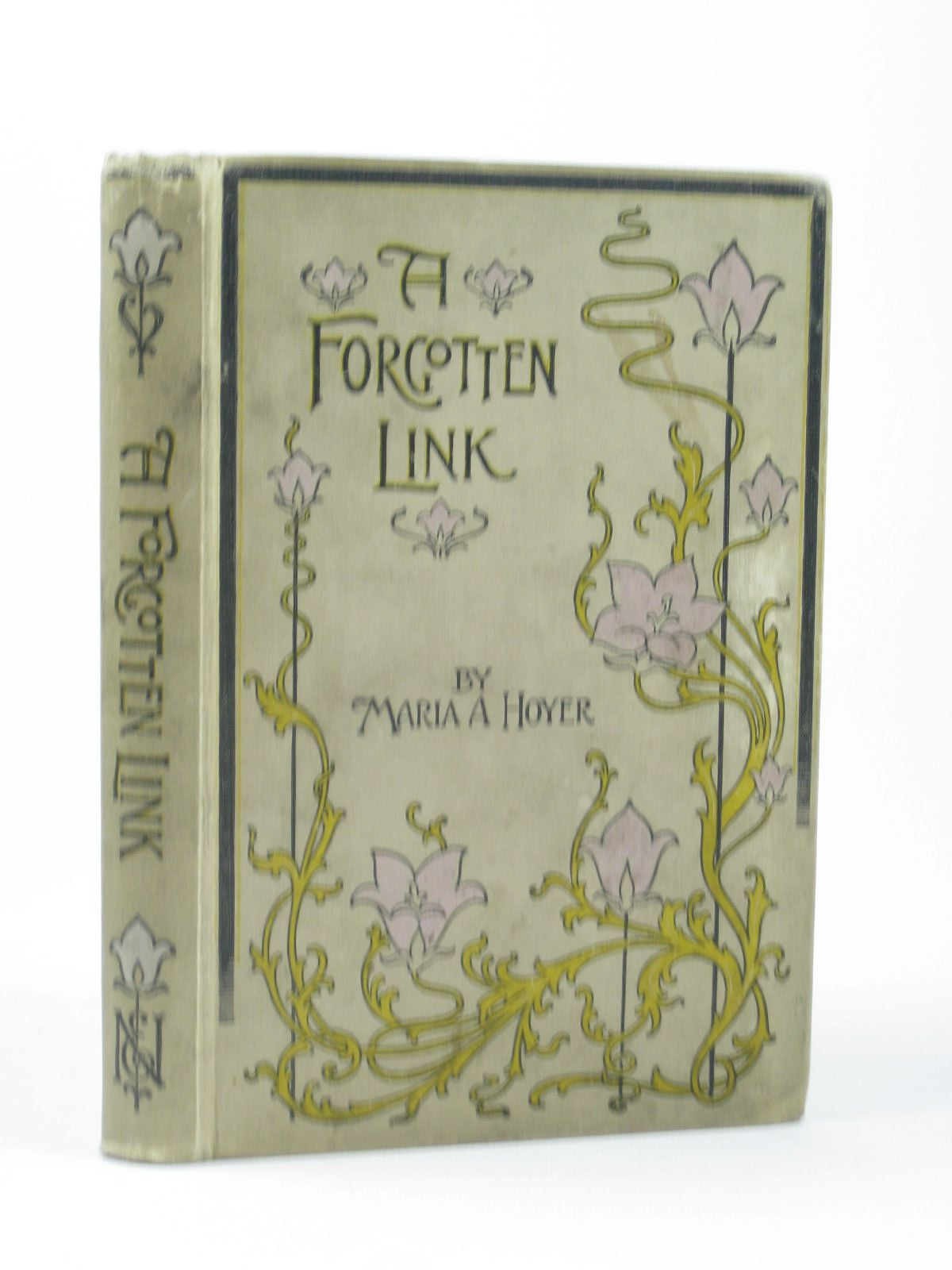 Photo of A FORGOTTEN LINK written by Hoyer, Maria A. illustrated by Robinson, Hilda K. published by Ernest Nister, E.P.Dutton & Co. (STOCK CODE: 1402499)  for sale by Stella & Rose's Books