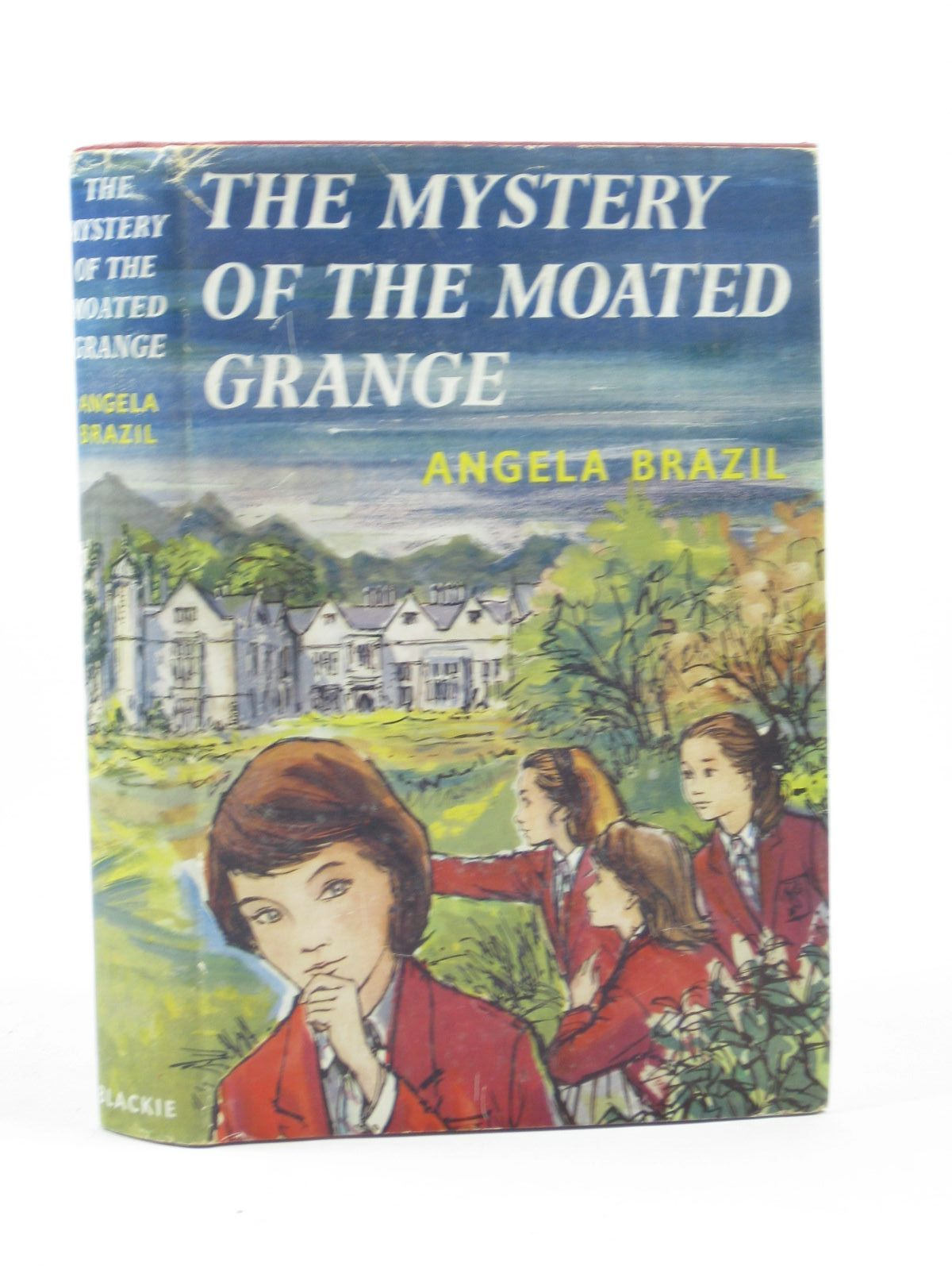 Photo of THE MYSTERY OF THE MOATED GRANGE written by Brazil, Angela illustrated by Wetherbee, Margaret published by Blackie & Son Ltd. (STOCK CODE: 1402507)  for sale by Stella & Rose's Books