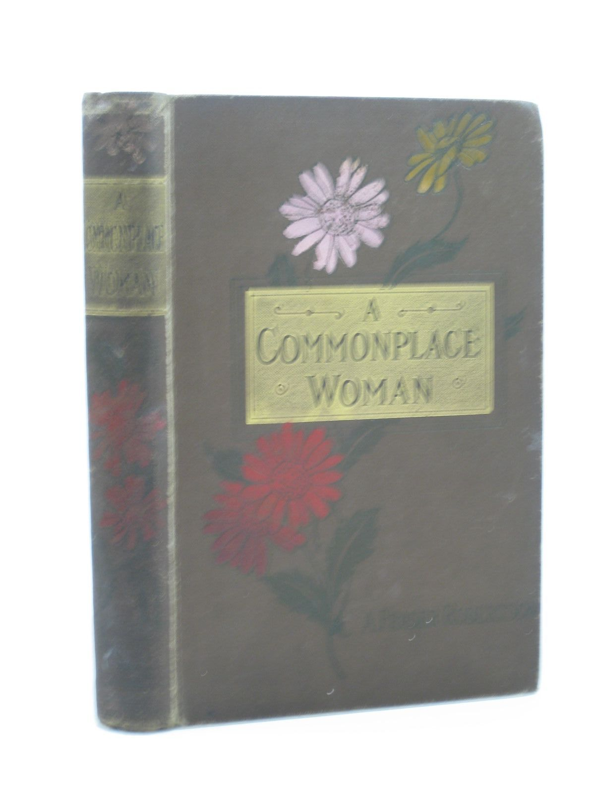 Photo of A COMMONPLACE WOMAN written by Robertson, A. Fraser published by The Religious Tract Society (STOCK CODE: 1402572)  for sale by Stella & Rose's Books