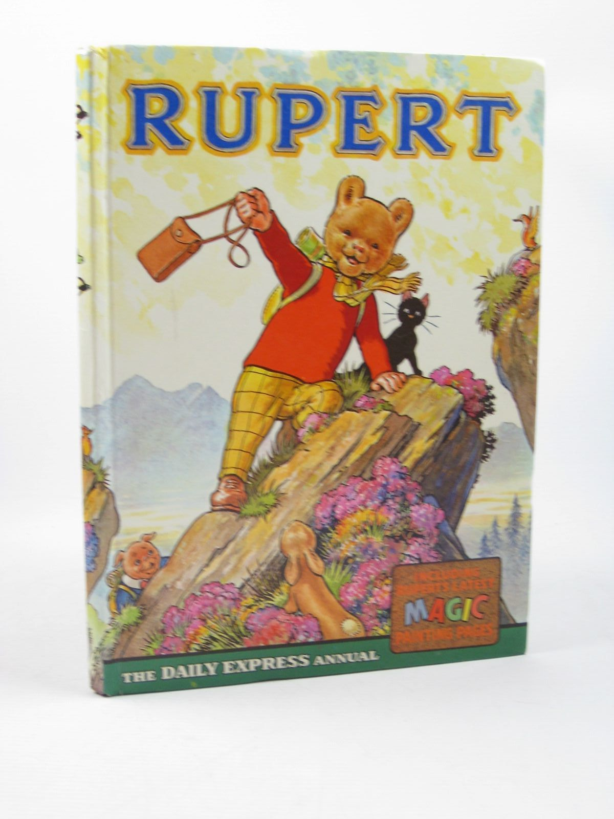 Photo of RUPERT ANNUAL 1964 written by Bestall, Alfred illustrated by Bestall, Alfred published by Daily Express (STOCK CODE: 1402596)  for sale by Stella & Rose's Books
