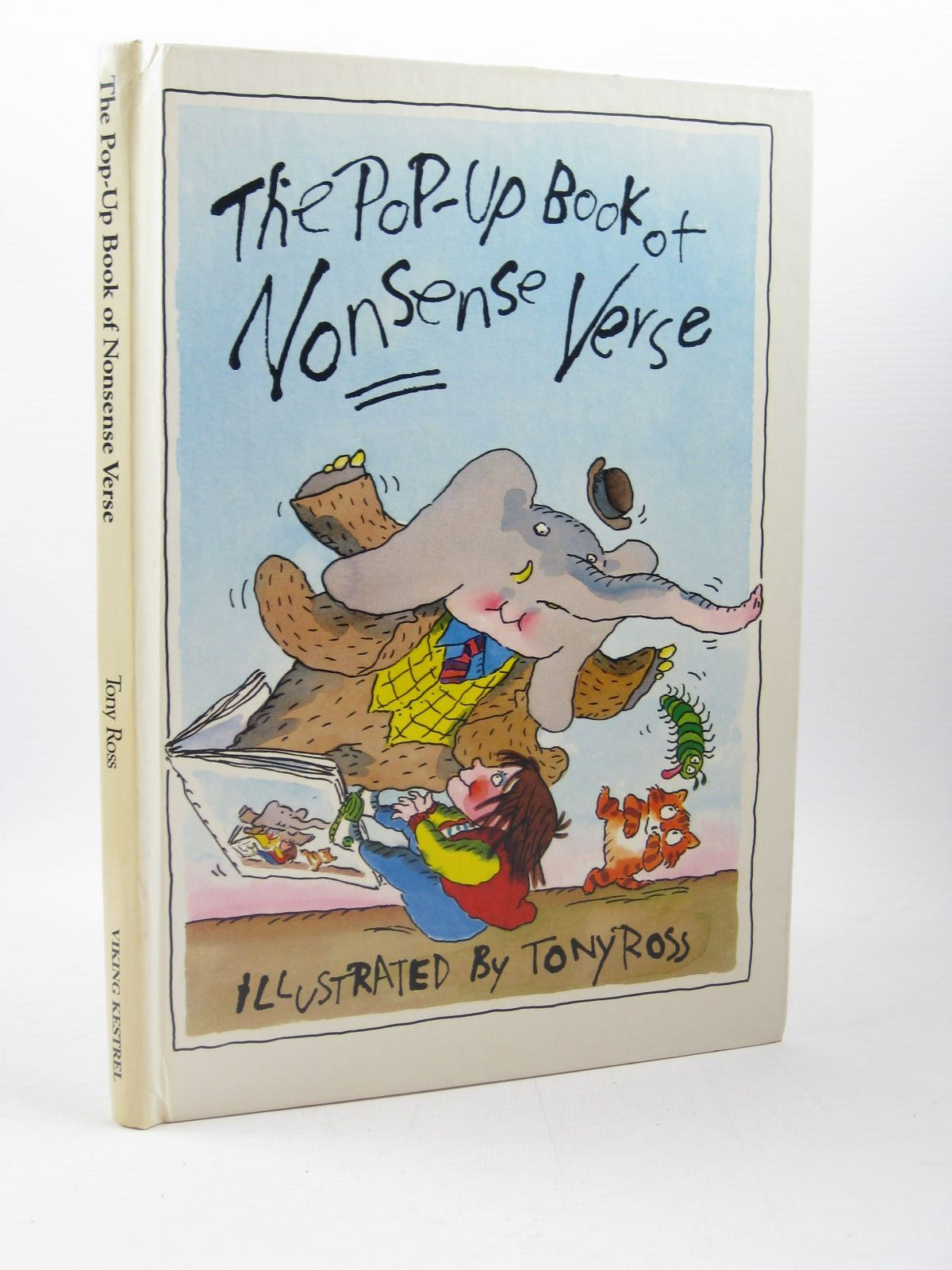 Photo of THE POP-UP BOOK OF NONSENSE VERSE