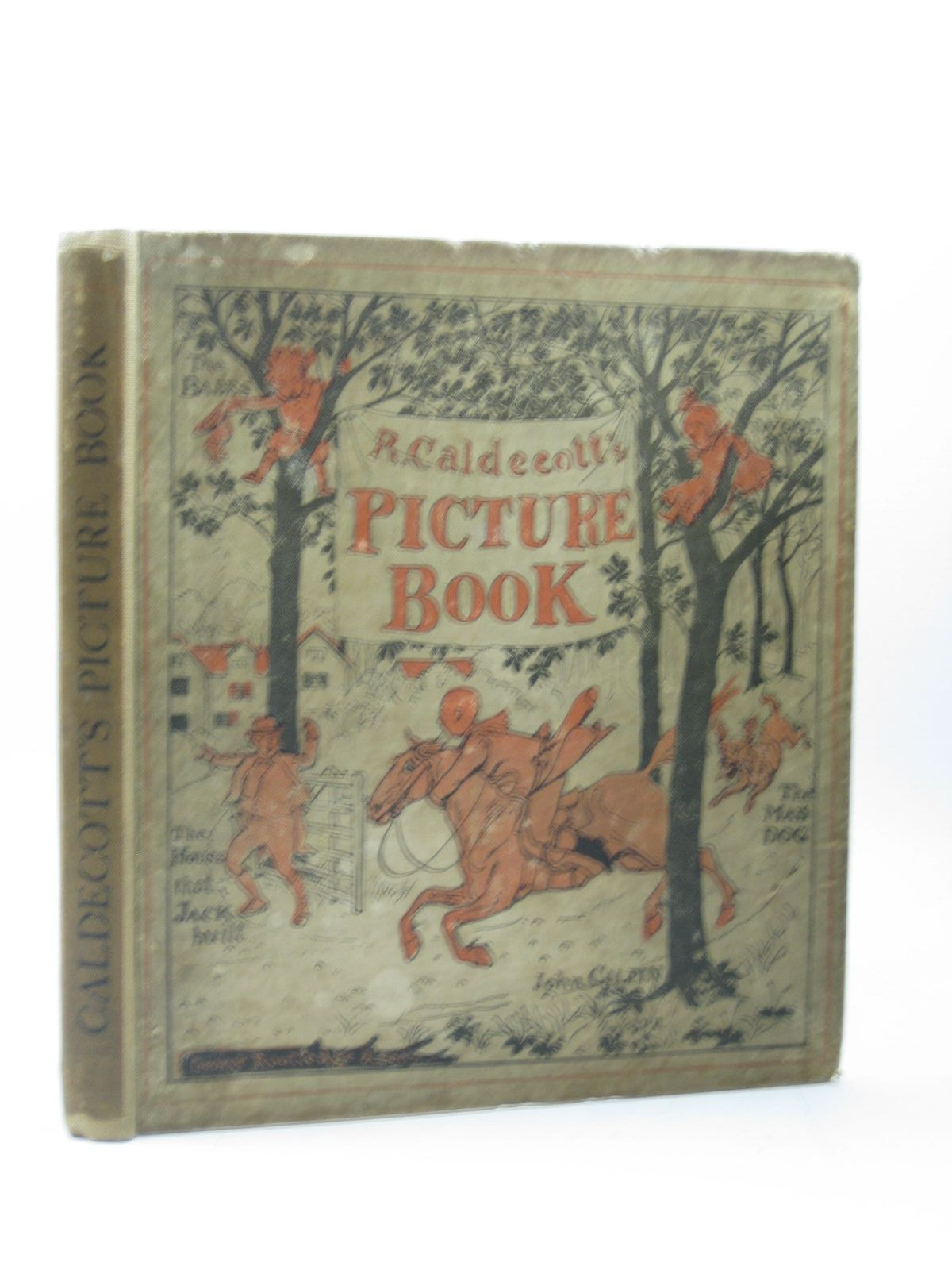 Photo of R. CALDECOTT'S PICTURE BOOK illustrated by Caldecott, Randolph published by George Routledge & Sons Ltd. (STOCK CODE: 1402766)  for sale by Stella & Rose's Books
