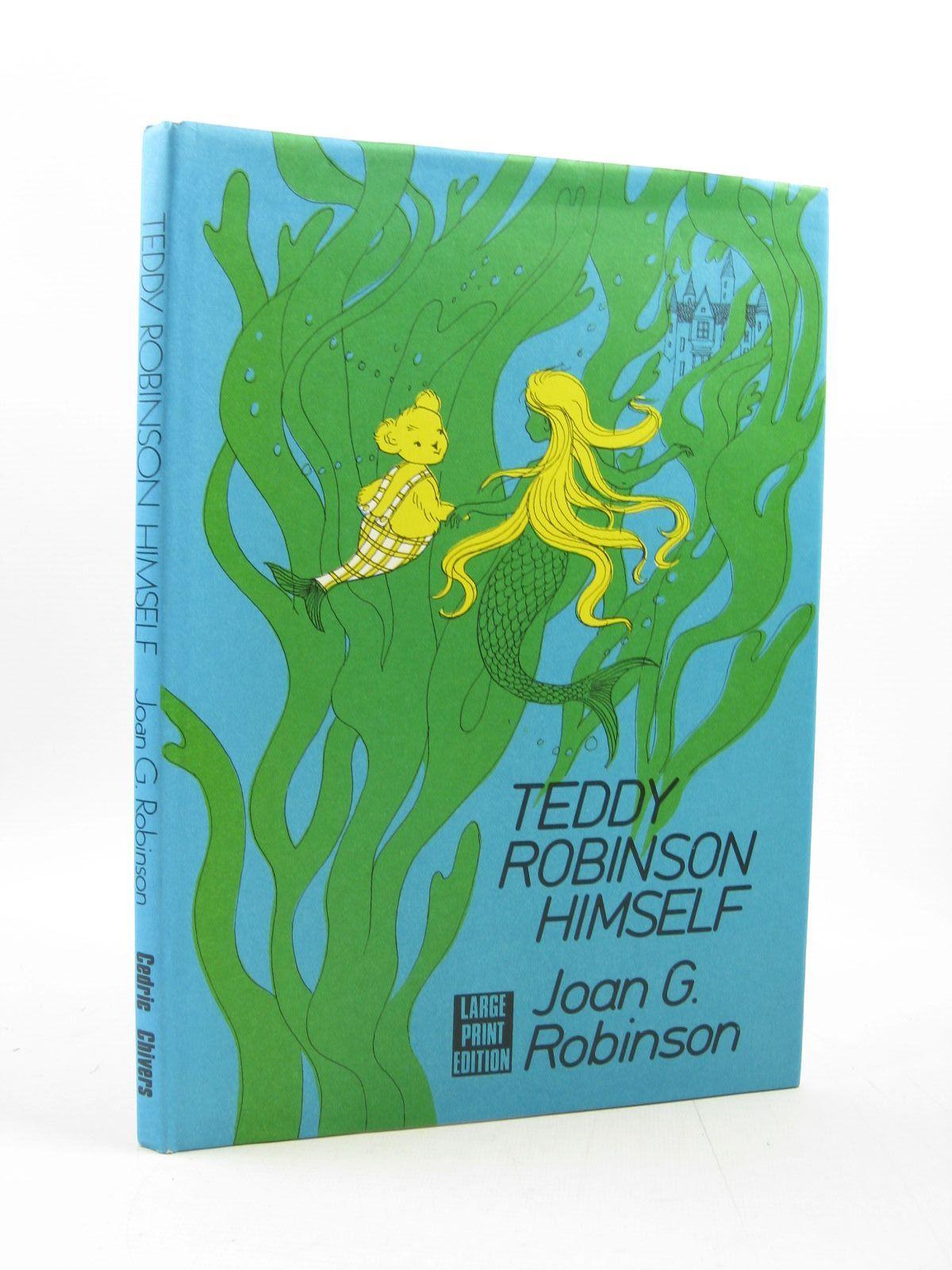 Photo of TEDDY ROBINSON HIMSELF