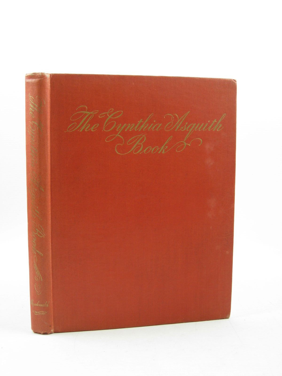 Photo of THE CYNTHIA ASQUITH BOOK