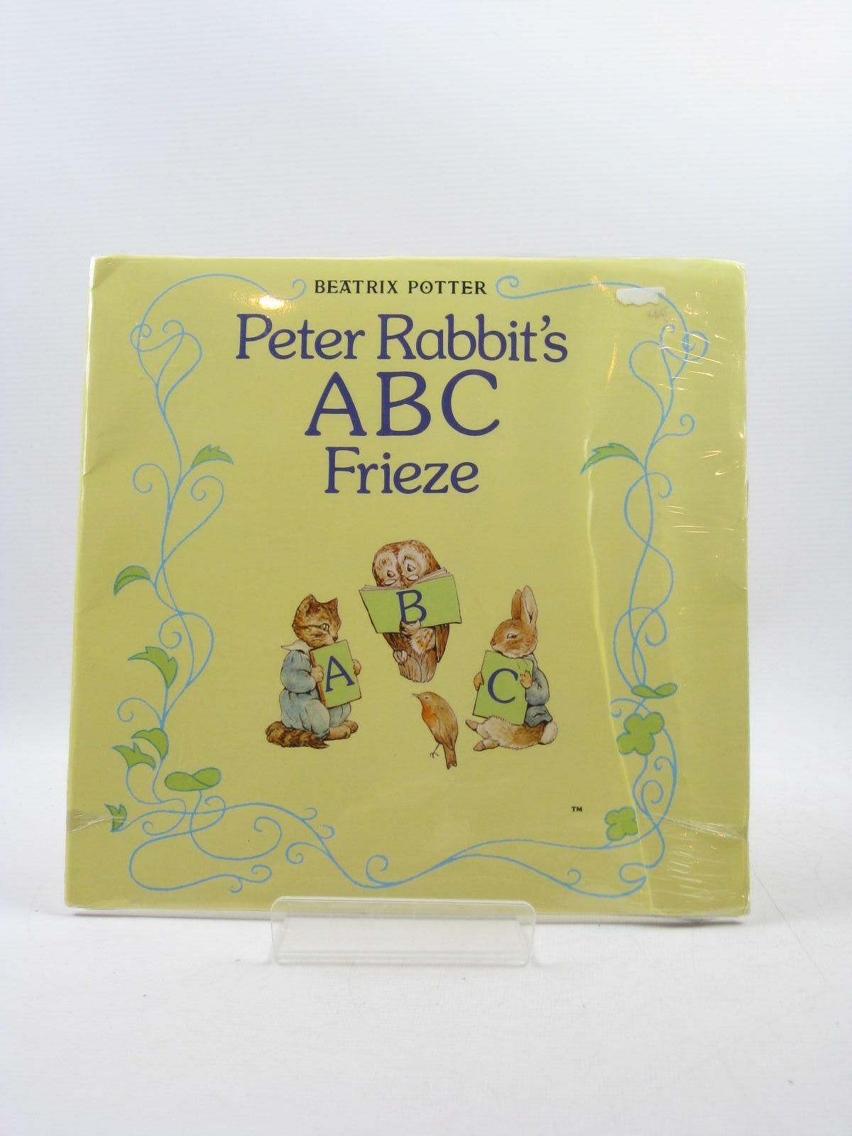 Photo of PETER RABBIT'S ABC FRIEZE