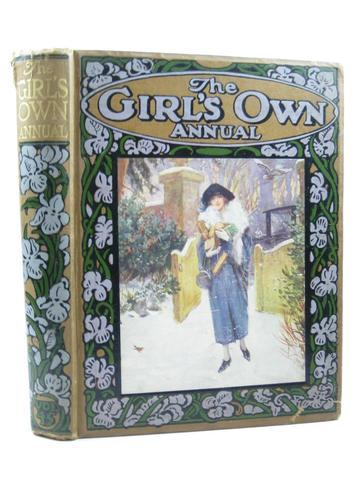 Photo of THE GIRL'S OWN ANNUAL VOLUME 45