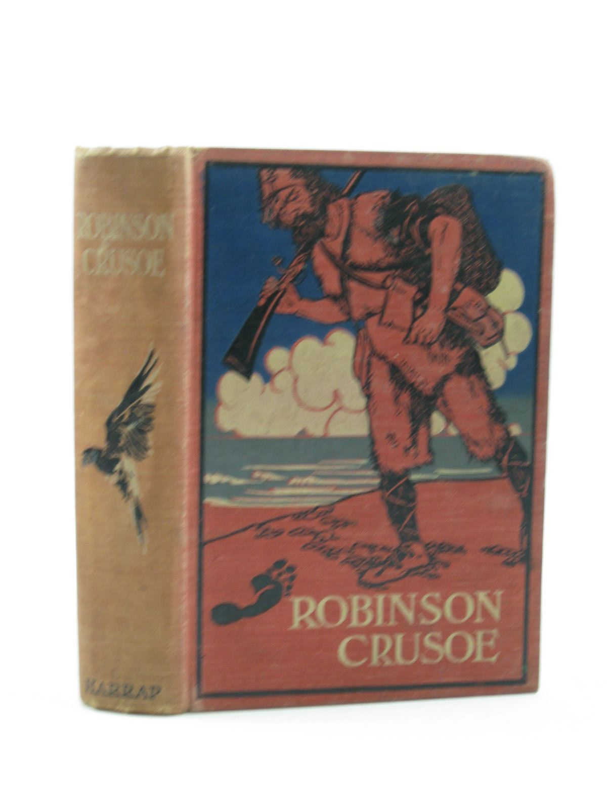 robinson crusoe by daniel defoe featured books stella rose s 10 00 photo of robinson crusoe