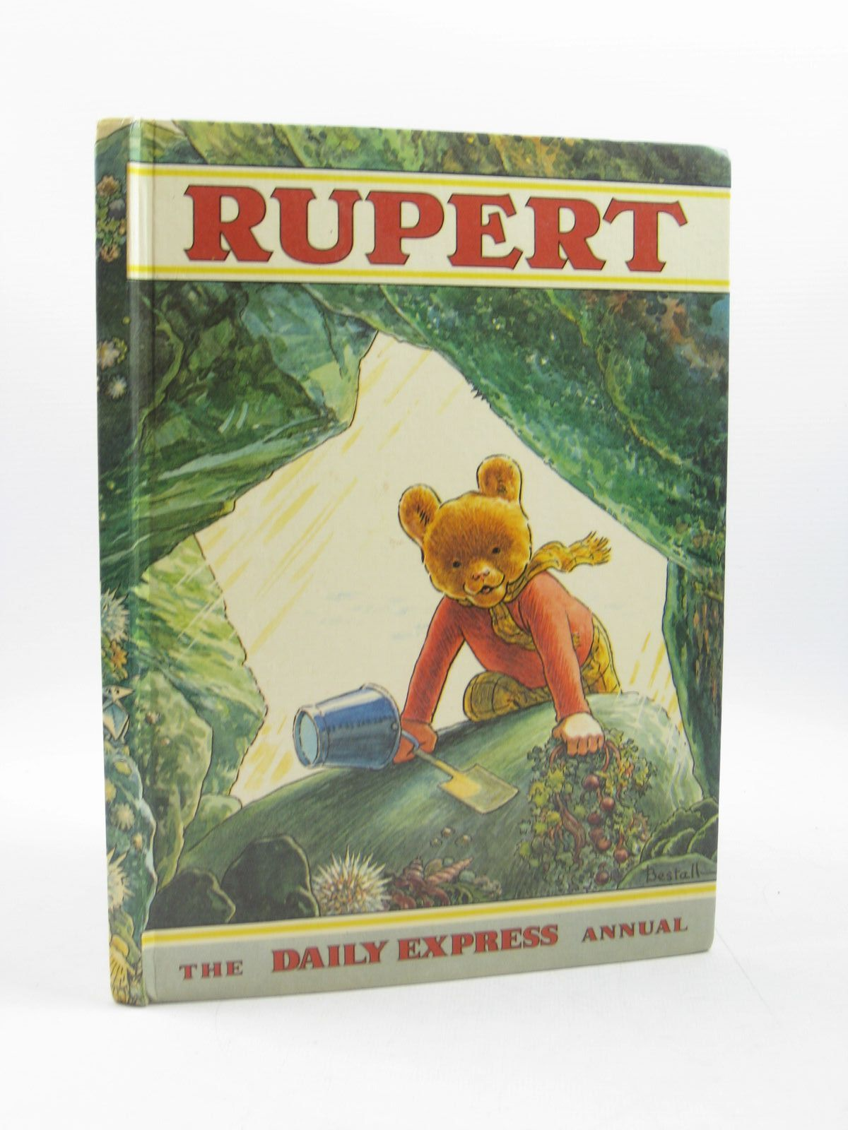 Photo of RUPERT ANNUAL 1971 written by Bestall, Alfred illustrated by Bestall, Alfred published by Daily Express (STOCK CODE: 1402895)  for sale by Stella & Rose's Books