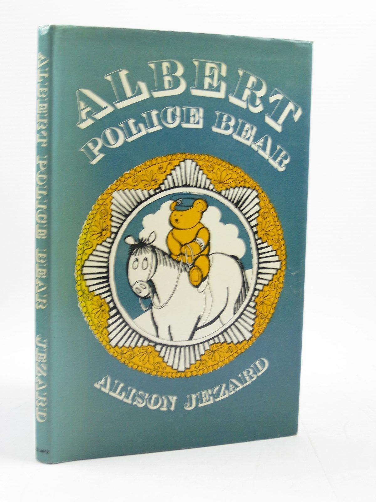 Photo of ALBERT POLICE BEAR