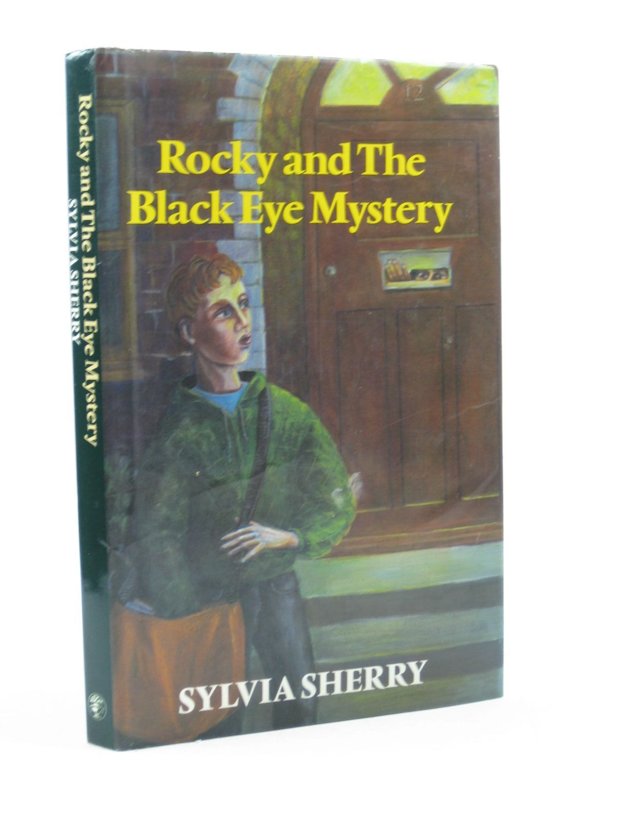 Photo of ROCKY AND THE  BLACK EYE MYSTERY written by Sherry, Sylvia published by Jonathan Cape (STOCK CODE: 1403000)  for sale by Stella & Rose's Books