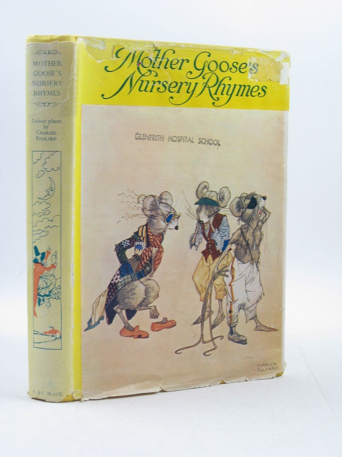 mother goose s nursery rhymes written by walter l edna stock code