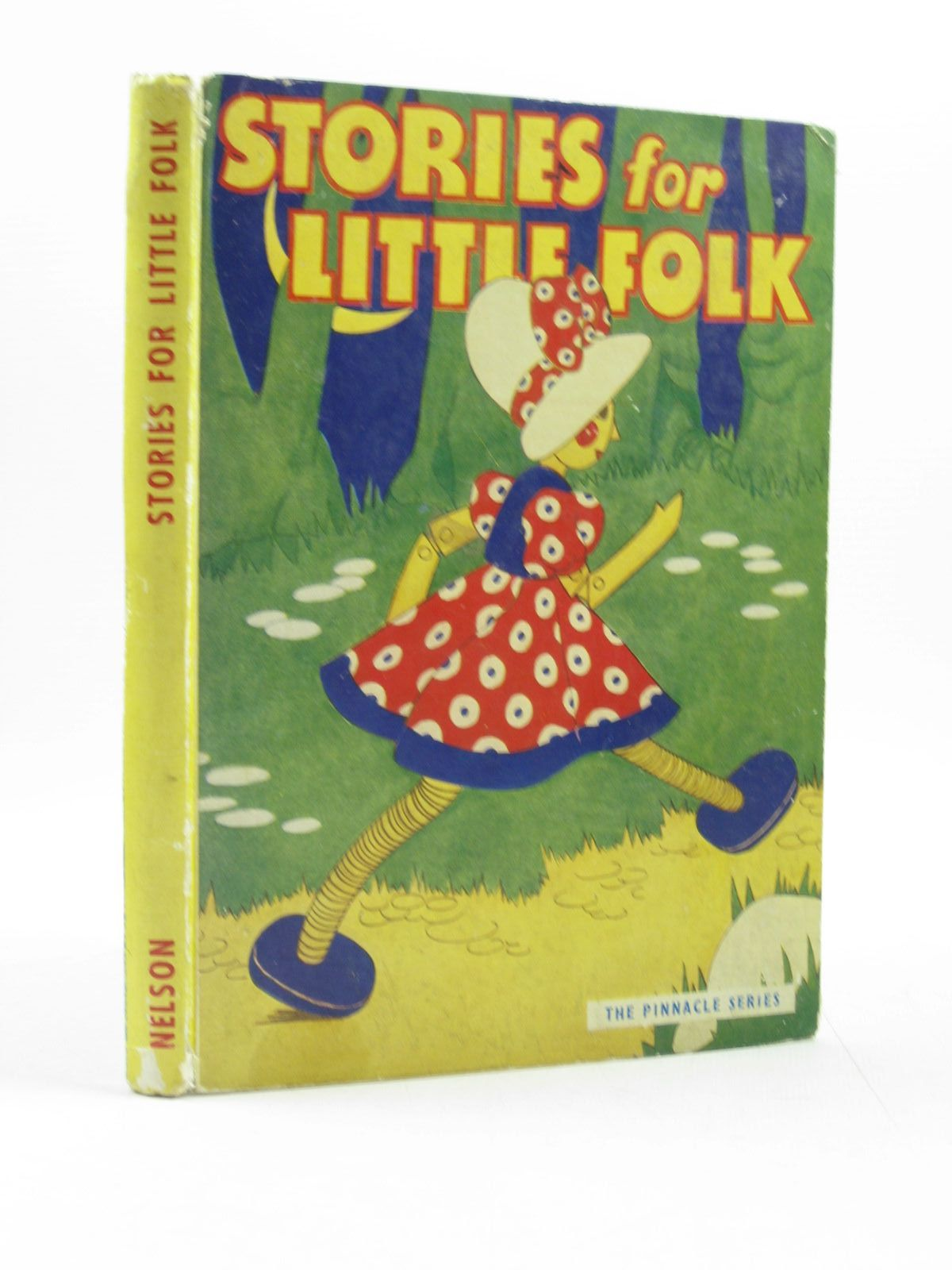 Photo of STORIES FOR LITTLE FOLK written by Chaundler, Christine<br />Russell, Dorothy<br />Herbertson, Agnes Grozier<br />Oldmeadow, Katharine<br />Wynne, May<br />et al, illustrated by Topham,<br />et al., published by Thomas Nelson and Sons Ltd. (STOCK CODE: 1403008)  for sale by Stella & Rose's Books