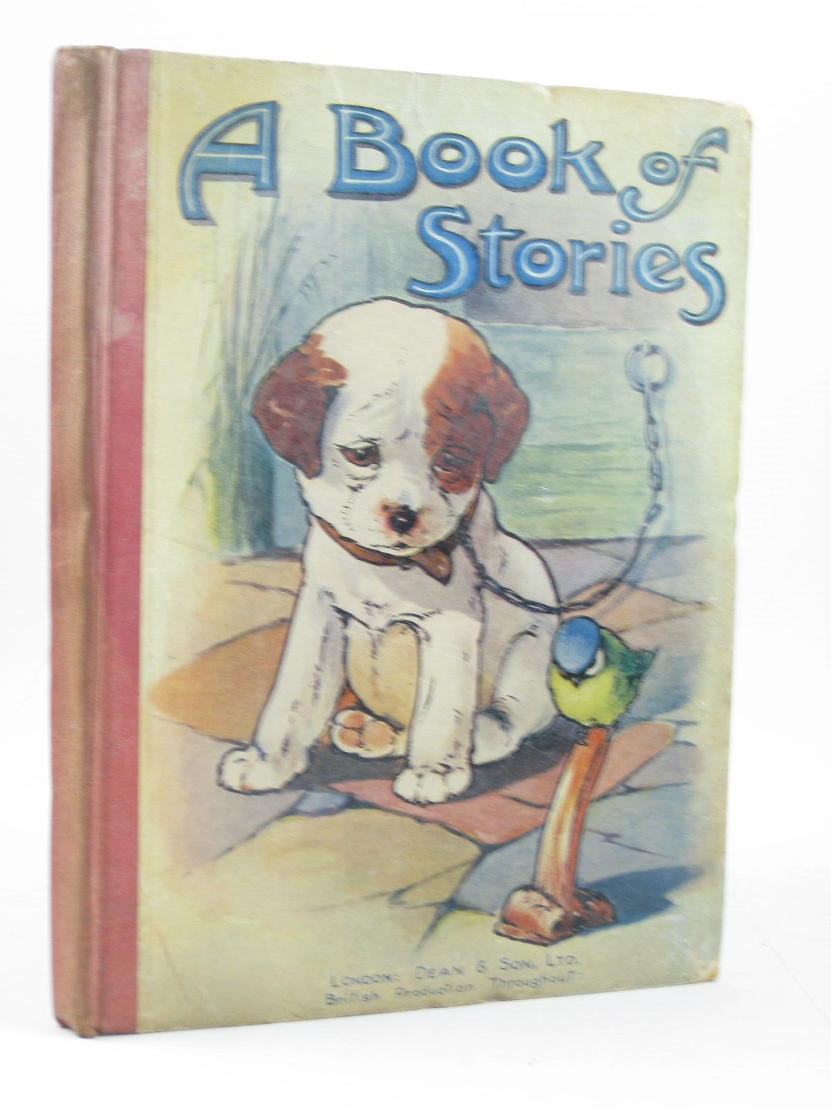 Photo of A BOOK OF STORIES written by Hargrave, Gordon<br />Talbot, Ethel<br />MacNair, J.H.<br />et al, illustrated by Anderson, Anne<br />et al., published by Dean & Son Ltd. (STOCK CODE: 1403207)  for sale by Stella & Rose's Books