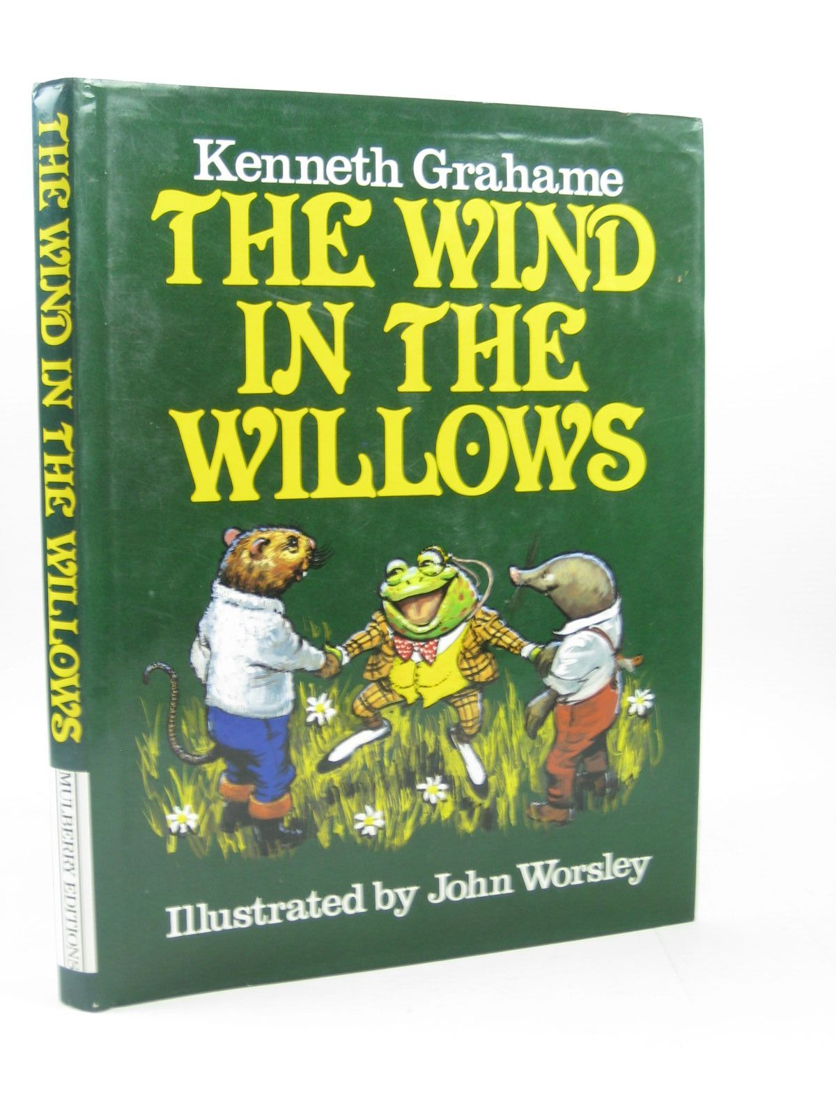 the wind and the willows book review