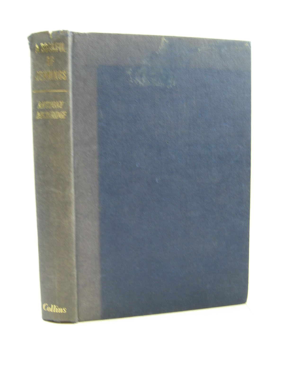 Photo of A BOOKFUL OF JENNINGS