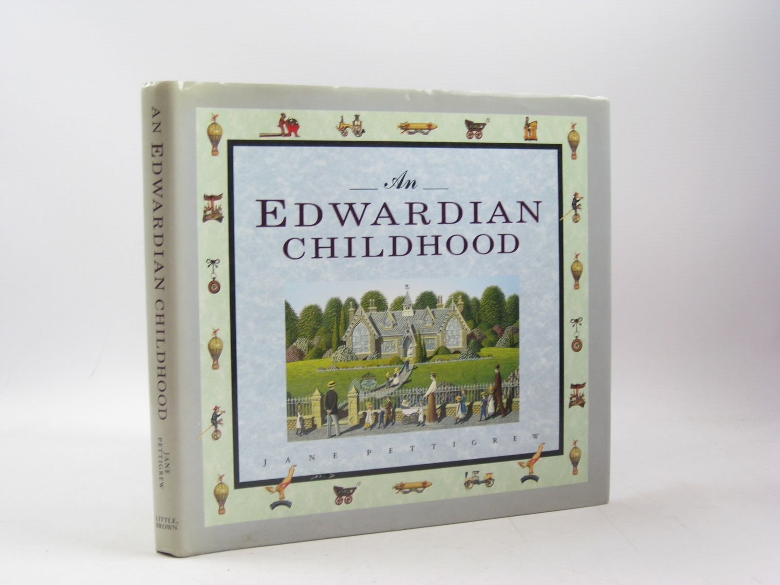 Photo of AN EDWARDIAN CHILDHOOD written by Pettigrew, Jane published by Little, Brown and Company (STOCK CODE: 1403355)  for sale by Stella & Rose's Books