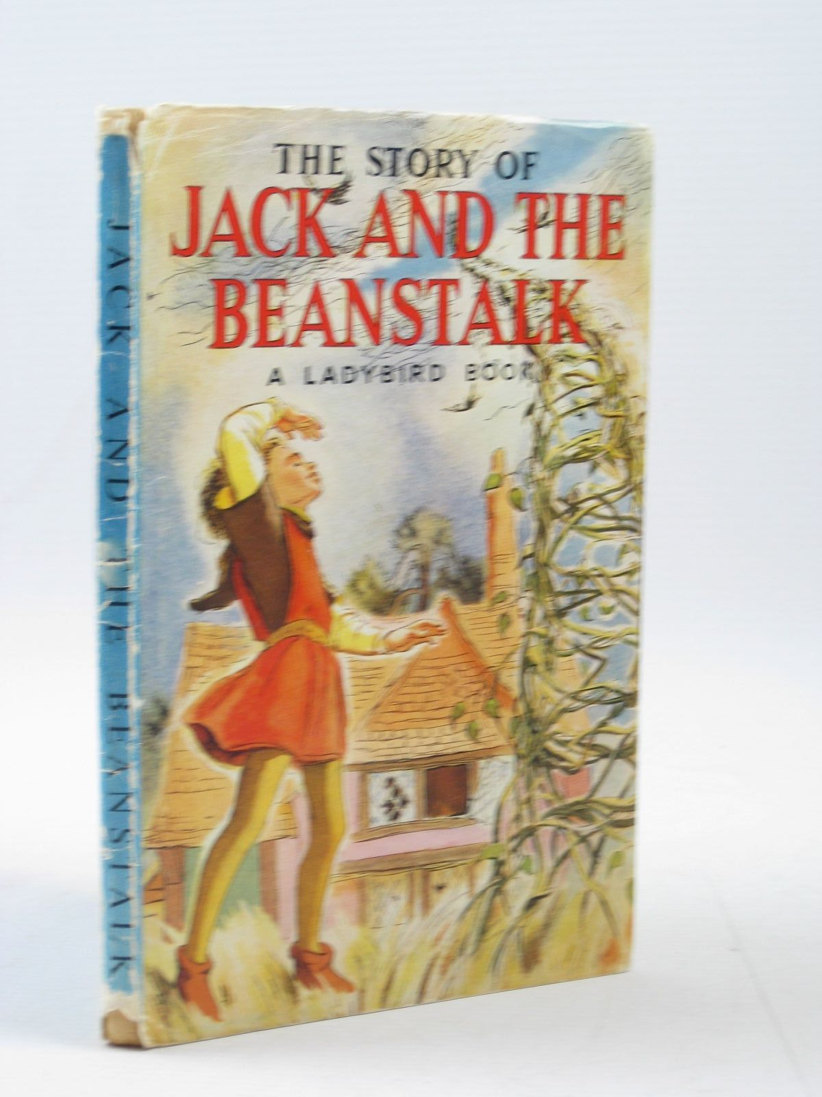 Photo of THE STORY OF JACK AND THE BEANSTALK written by Levy, Muriel illustrated by Murrell, Ruth published by Wills & Hepworth Ltd. (STOCK CODE: 1403368)  for sale by Stella & Rose's Books