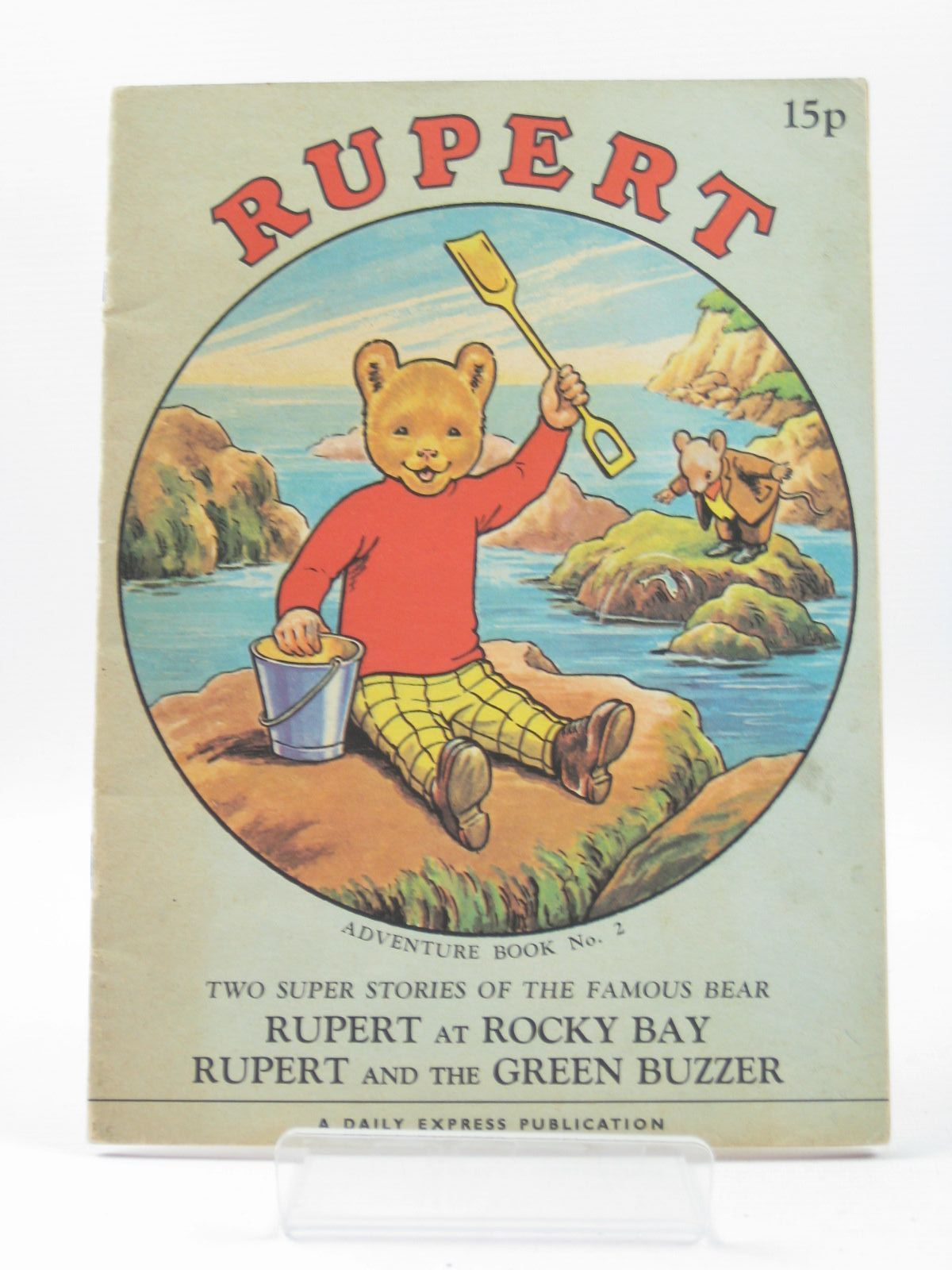 Photo of RUPERT ADVENTURE BOOK NO. 2 published by Beaverbrook Newspapers Limited, Daily Express (STOCK CODE: 1403377)  for sale by Stella & Rose's Books