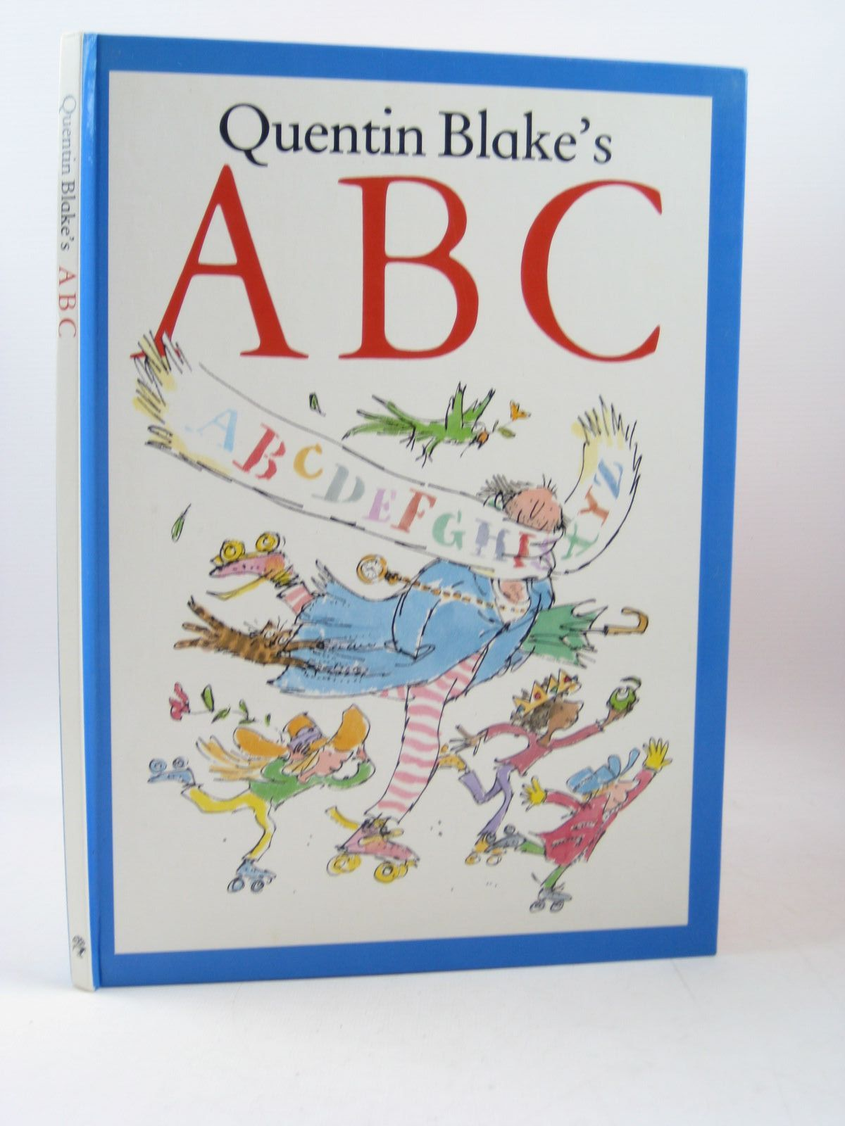 Photo of QUENTIN BLAKE'S ABC