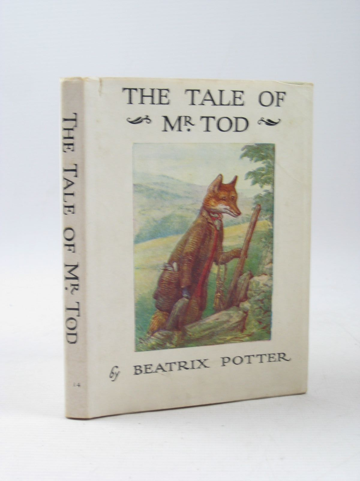 Photo of THE TALE OF MR. TOD