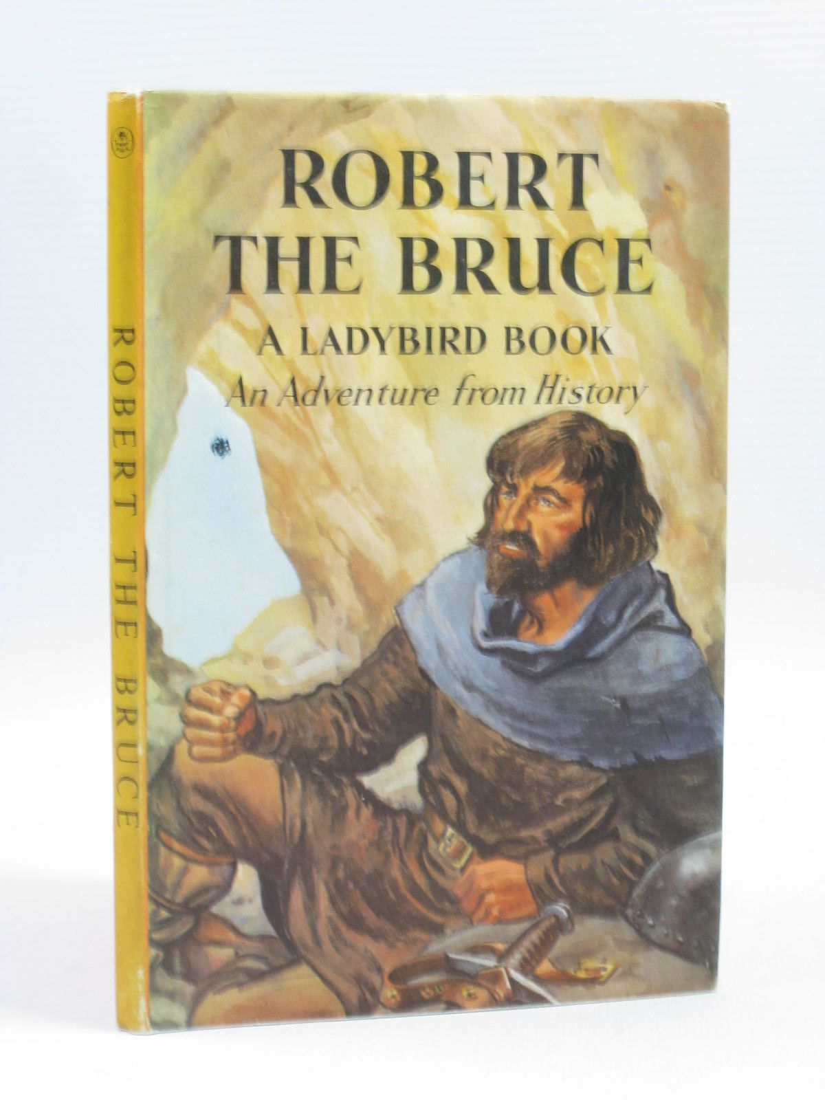 Photo of ROBERT THE BRUCE written by Peach, L. Du Garde illustrated by Kenney, John published by Wills & Hepworth Ltd. (STOCK CODE: 1403703)  for sale by Stella & Rose's Books